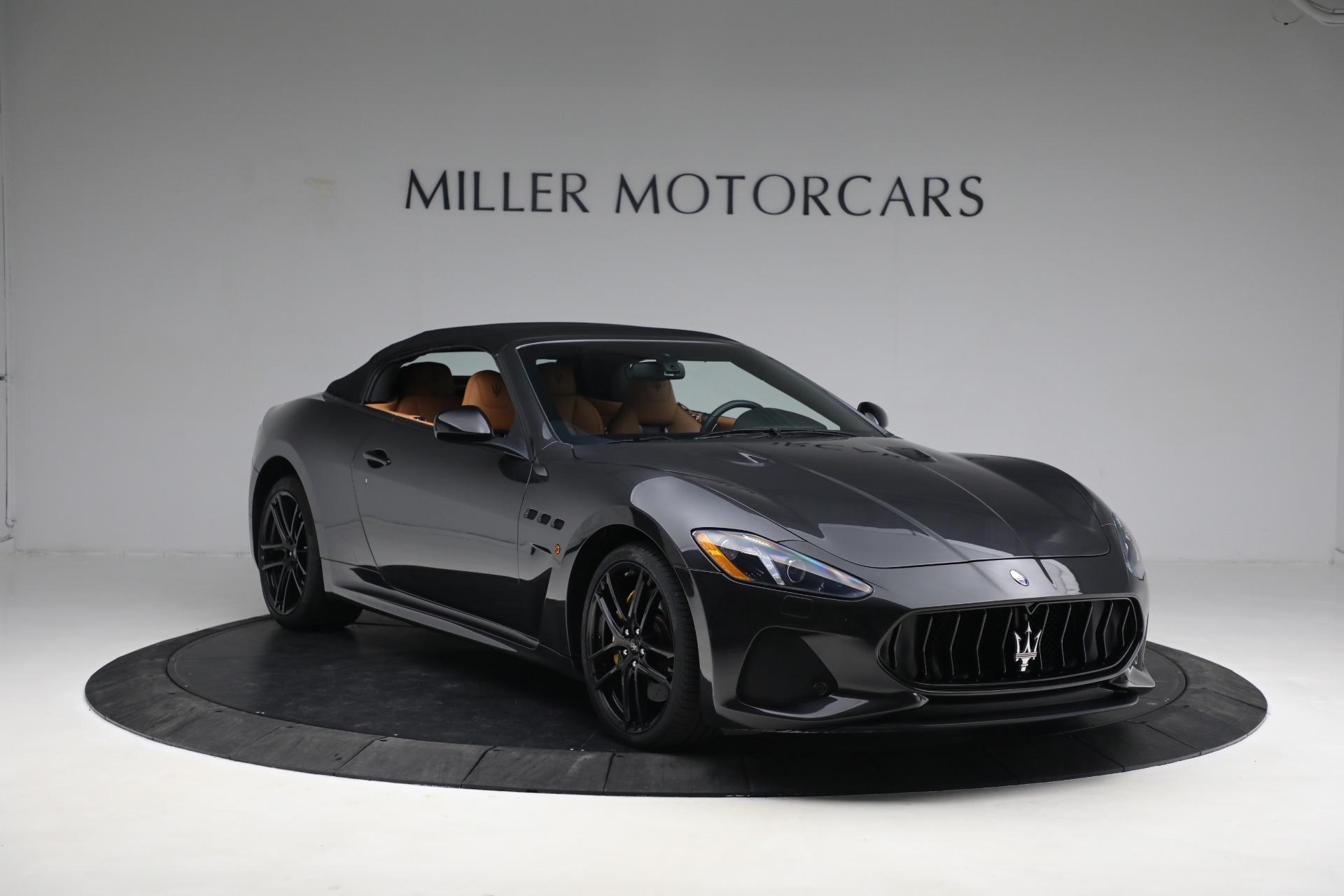 New 2019 Maserati GranTurismo MC Convertible For Sale In Greenwich, CT. Alfa Romeo of Greenwich, W703 3468_p23