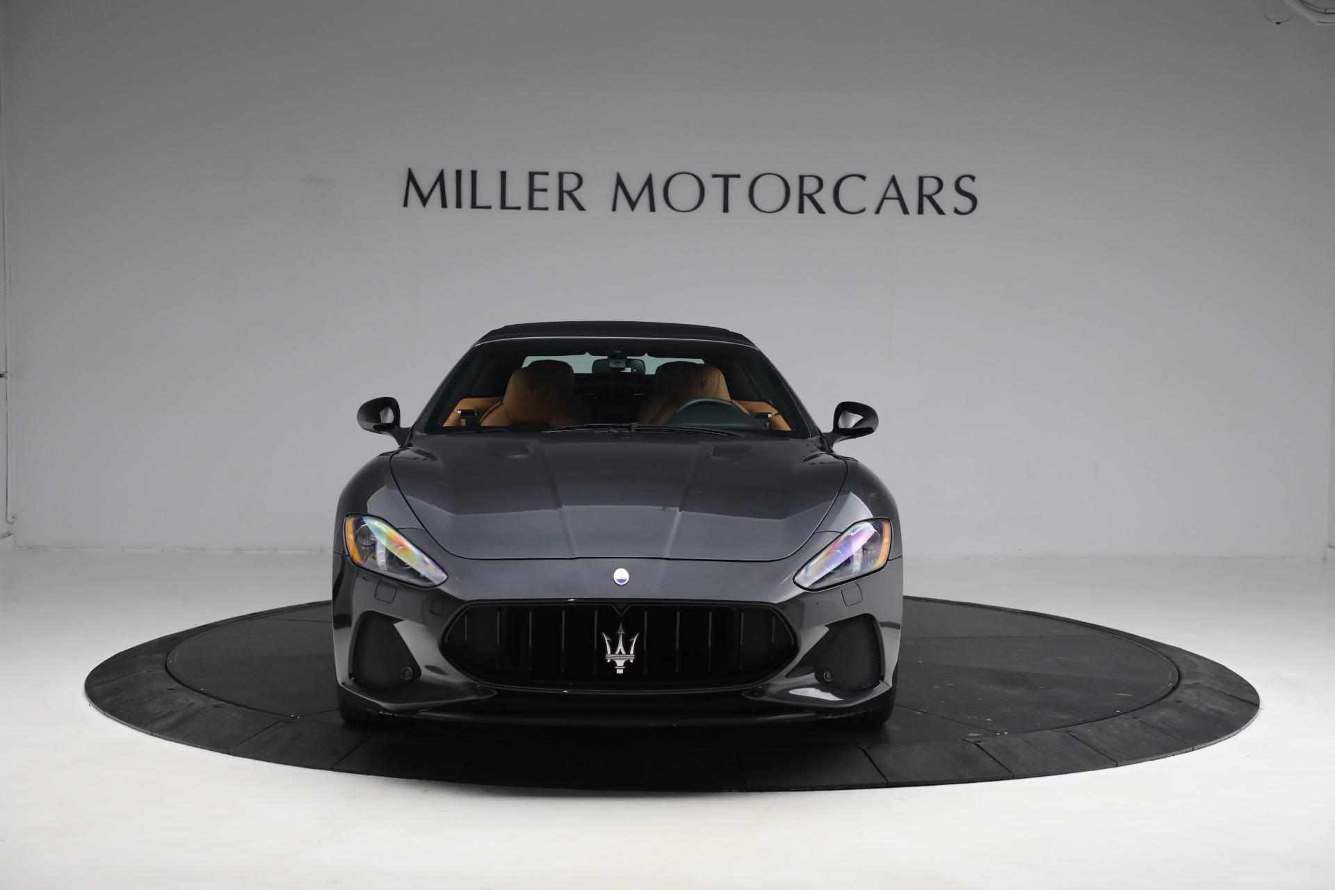 New 2019 Maserati GranTurismo MC Convertible For Sale In Greenwich, CT. Alfa Romeo of Greenwich, W703 3468_p24