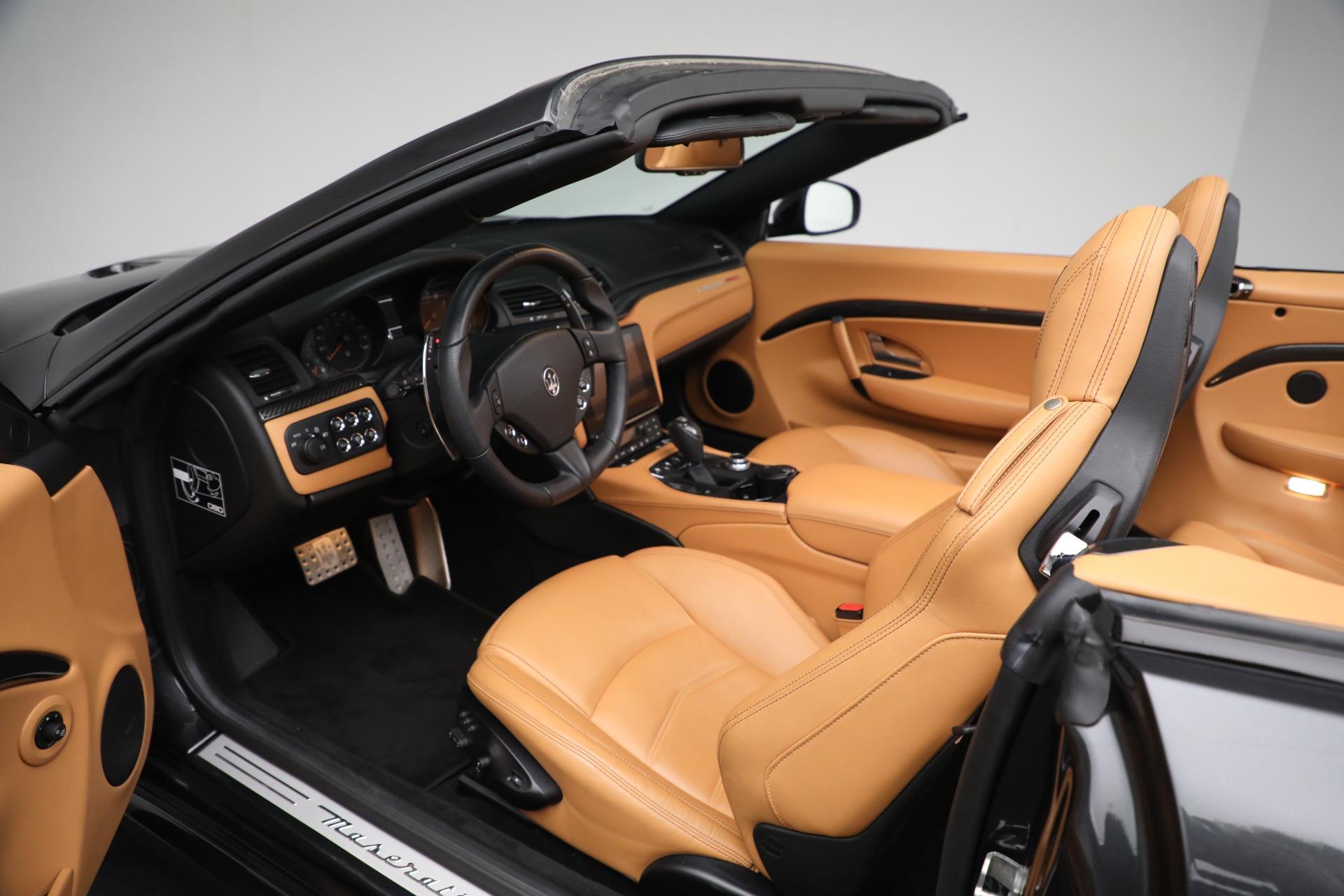 New 2019 Maserati GranTurismo MC Convertible For Sale In Greenwich, CT. Alfa Romeo of Greenwich, W703 3468_p25