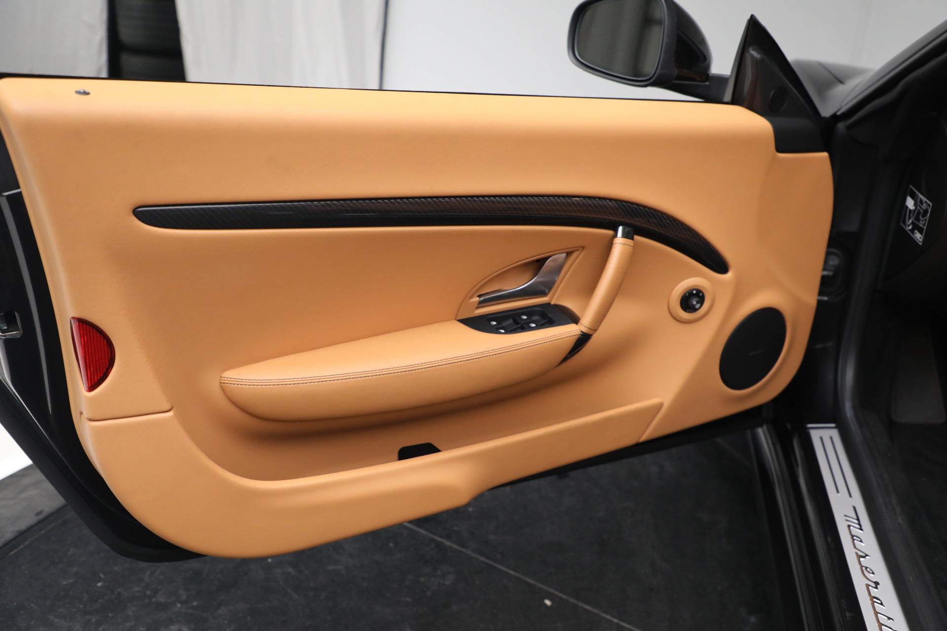 New 2019 Maserati GranTurismo MC Convertible For Sale In Greenwich, CT. Alfa Romeo of Greenwich, W703 3468_p28