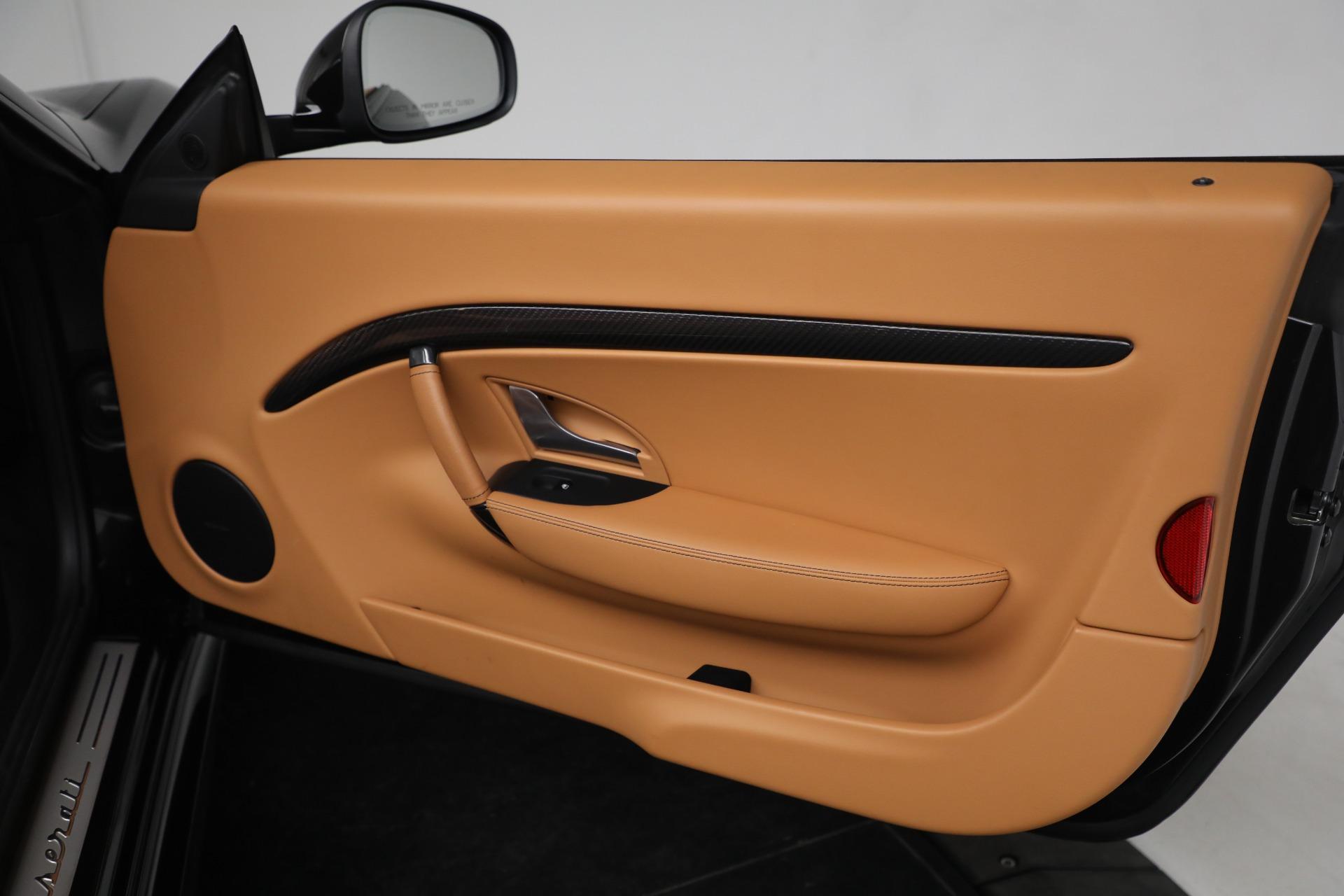 New 2019 Maserati GranTurismo MC Convertible For Sale In Greenwich, CT. Alfa Romeo of Greenwich, W703 3468_p32
