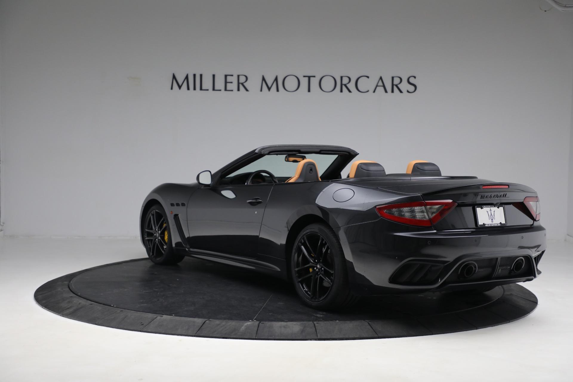 New 2019 Maserati GranTurismo MC Convertible For Sale In Greenwich, CT. Alfa Romeo of Greenwich, W703 3468_p5