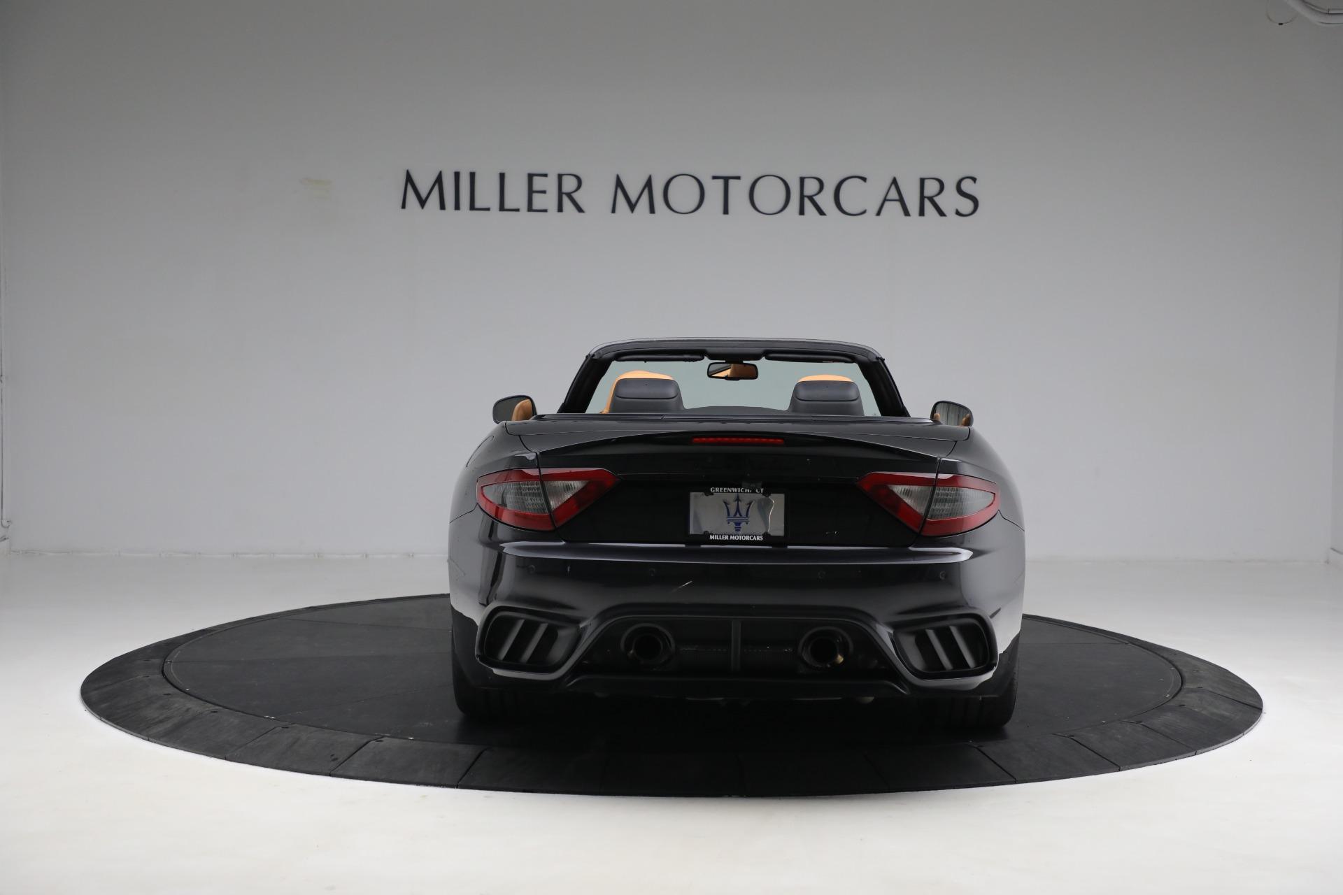 New 2019 Maserati GranTurismo MC Convertible For Sale In Greenwich, CT. Alfa Romeo of Greenwich, W703 3468_p6