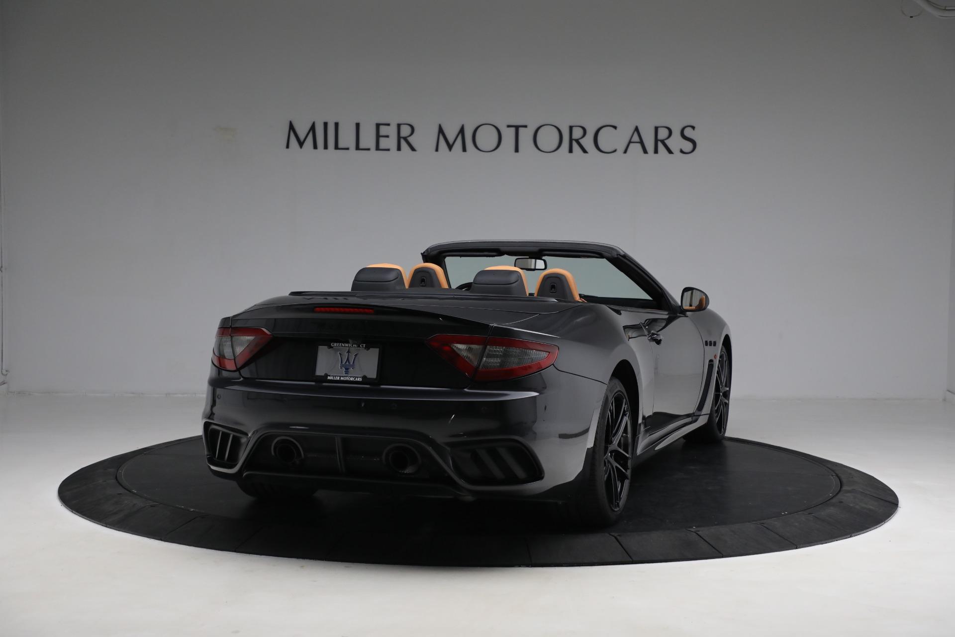 New 2019 Maserati GranTurismo MC Convertible For Sale In Greenwich, CT. Alfa Romeo of Greenwich, W703 3468_p7