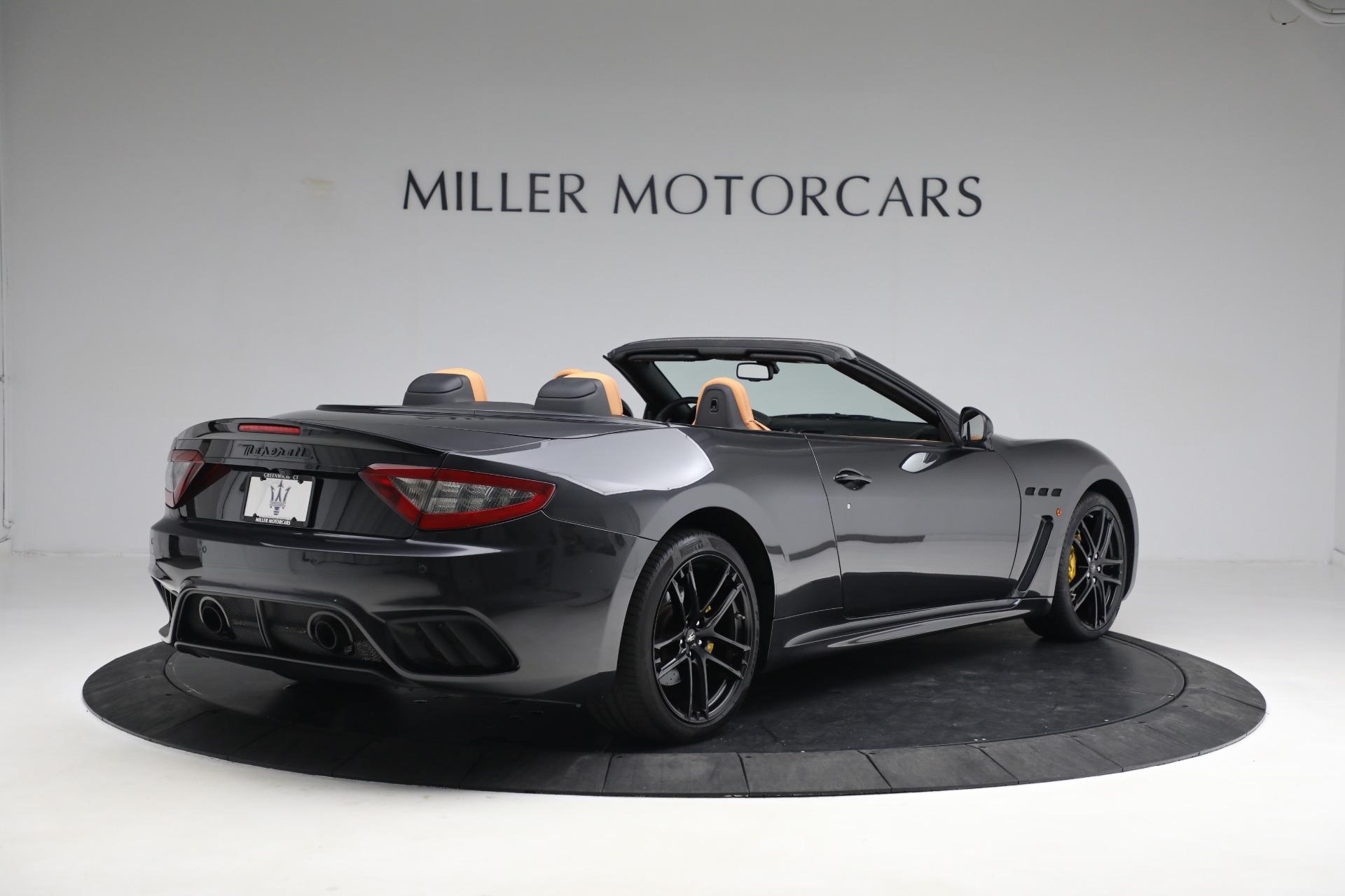 New 2019 Maserati GranTurismo MC Convertible For Sale In Greenwich, CT. Alfa Romeo of Greenwich, W703 3468_p8