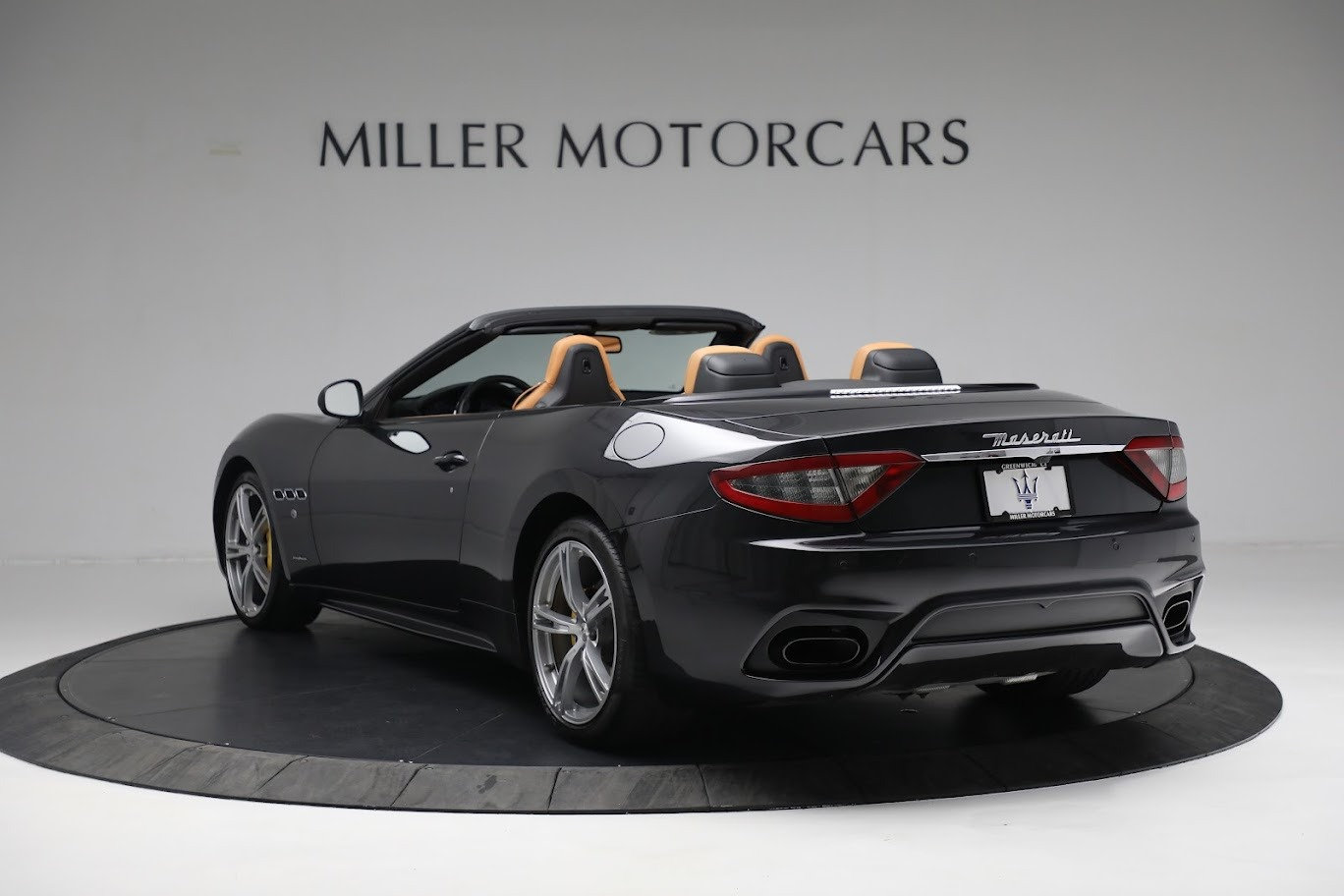New 2019 Maserati GranTurismo Sport Convertible For Sale In Greenwich, CT. Alfa Romeo of Greenwich, M2331 3469_p13