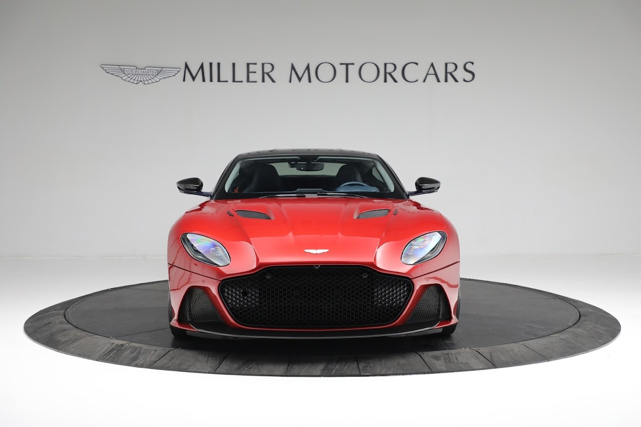 Used 2019 Aston Martin DBS Superleggera For Sale In Greenwich, CT. Alfa Romeo of Greenwich, A1407B 3471_p11