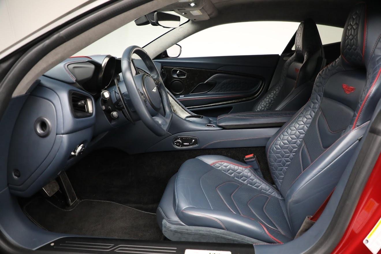 Used 2019 Aston Martin DBS Superleggera For Sale In Greenwich, CT. Alfa Romeo of Greenwich, A1407B 3471_p14