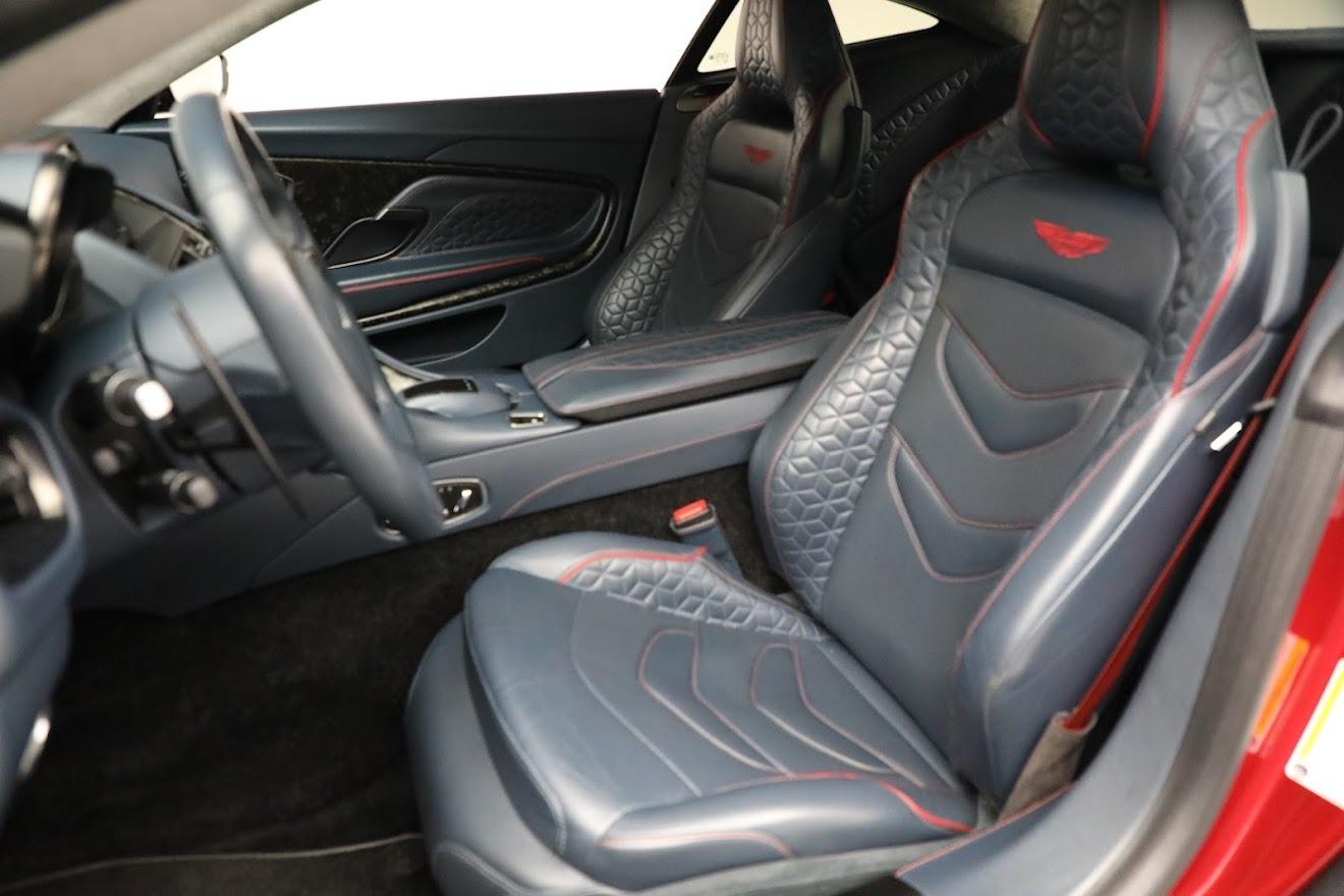 Used 2019 Aston Martin DBS Superleggera For Sale In Greenwich, CT. Alfa Romeo of Greenwich, A1407B 3471_p19