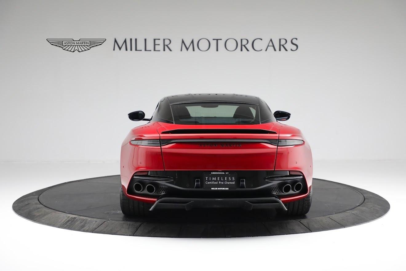 Used 2019 Aston Martin DBS Superleggera For Sale In Greenwich, CT. Alfa Romeo of Greenwich, A1407B 3471_p5