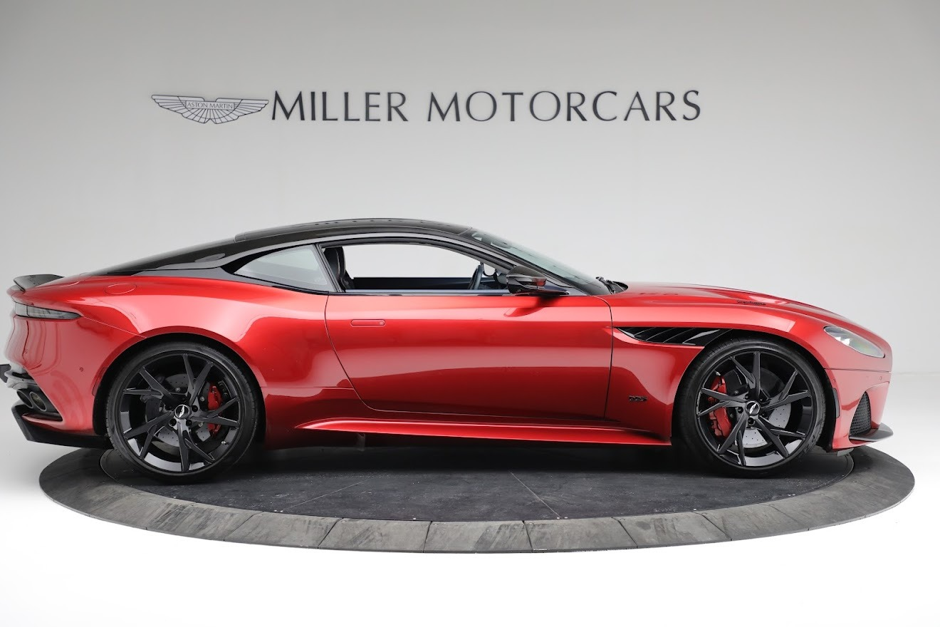 Used 2019 Aston Martin DBS Superleggera For Sale In Greenwich, CT. Alfa Romeo of Greenwich, A1407B 3471_p8