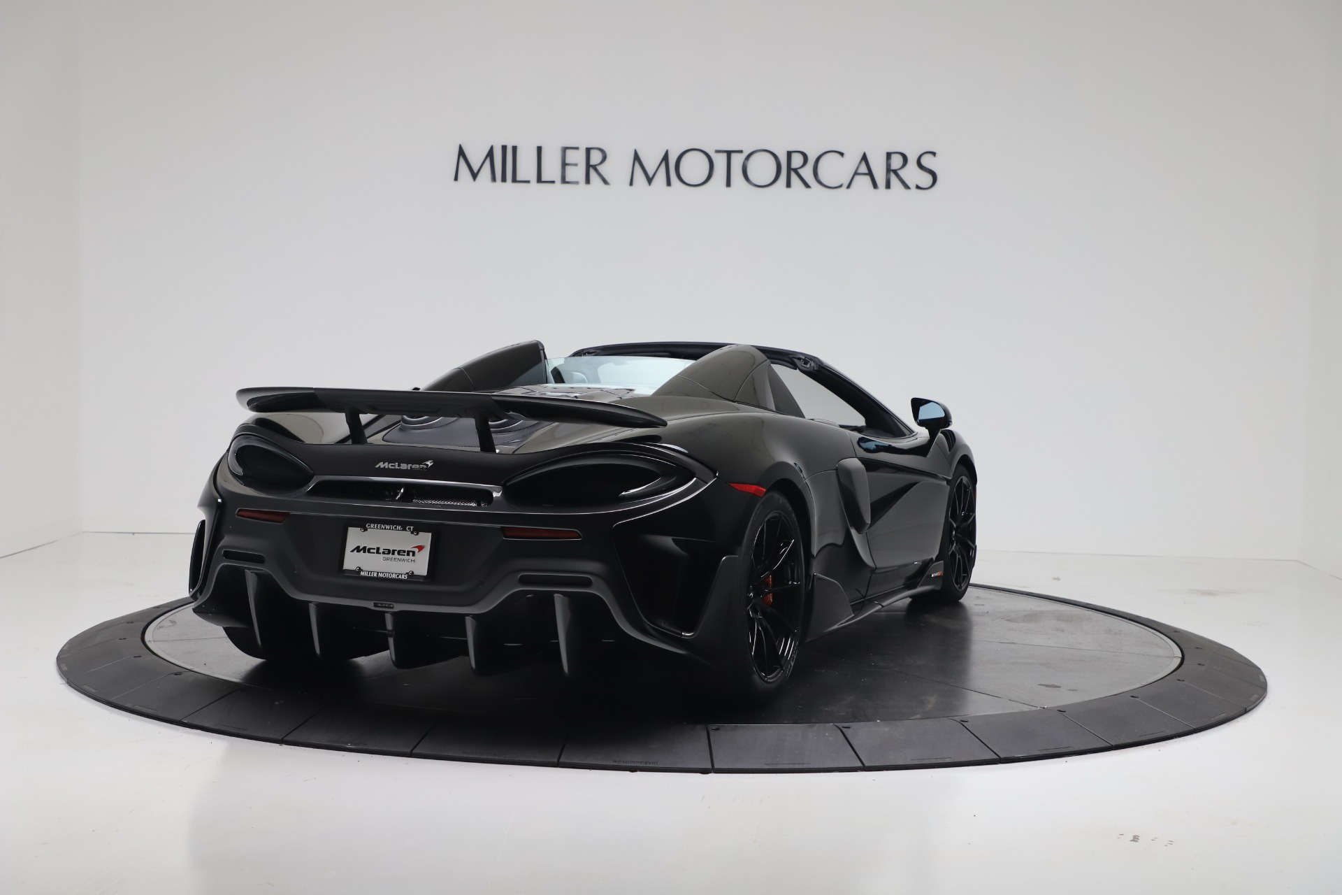 New 2020 McLaren 600LT Convertible For Sale In Greenwich, CT. Alfa Romeo of Greenwich, MC462 3476_p8