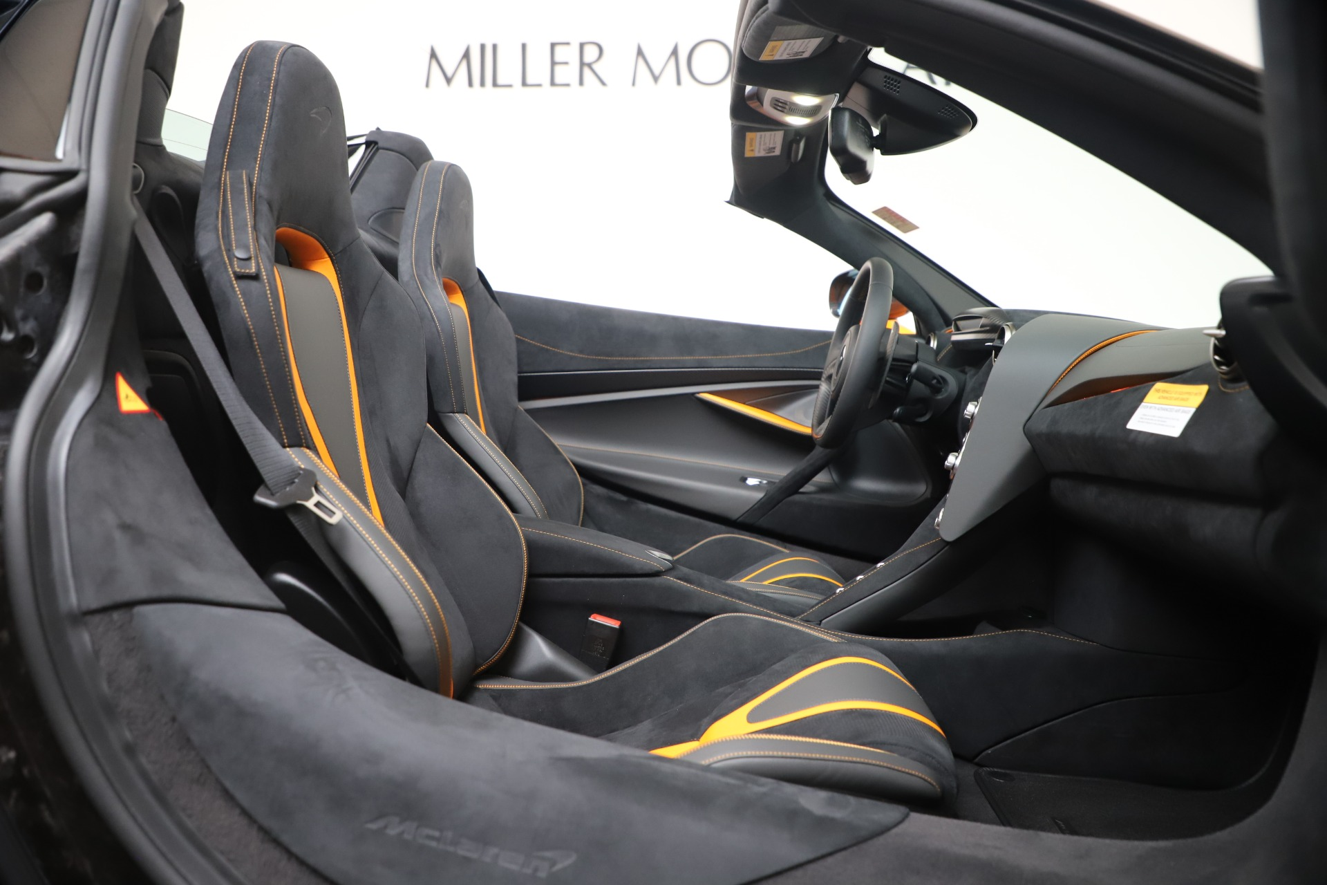 New 2020 McLaren 720S Convertible For Sale In Greenwich, CT. Alfa Romeo of Greenwich, MC451 3477_p29