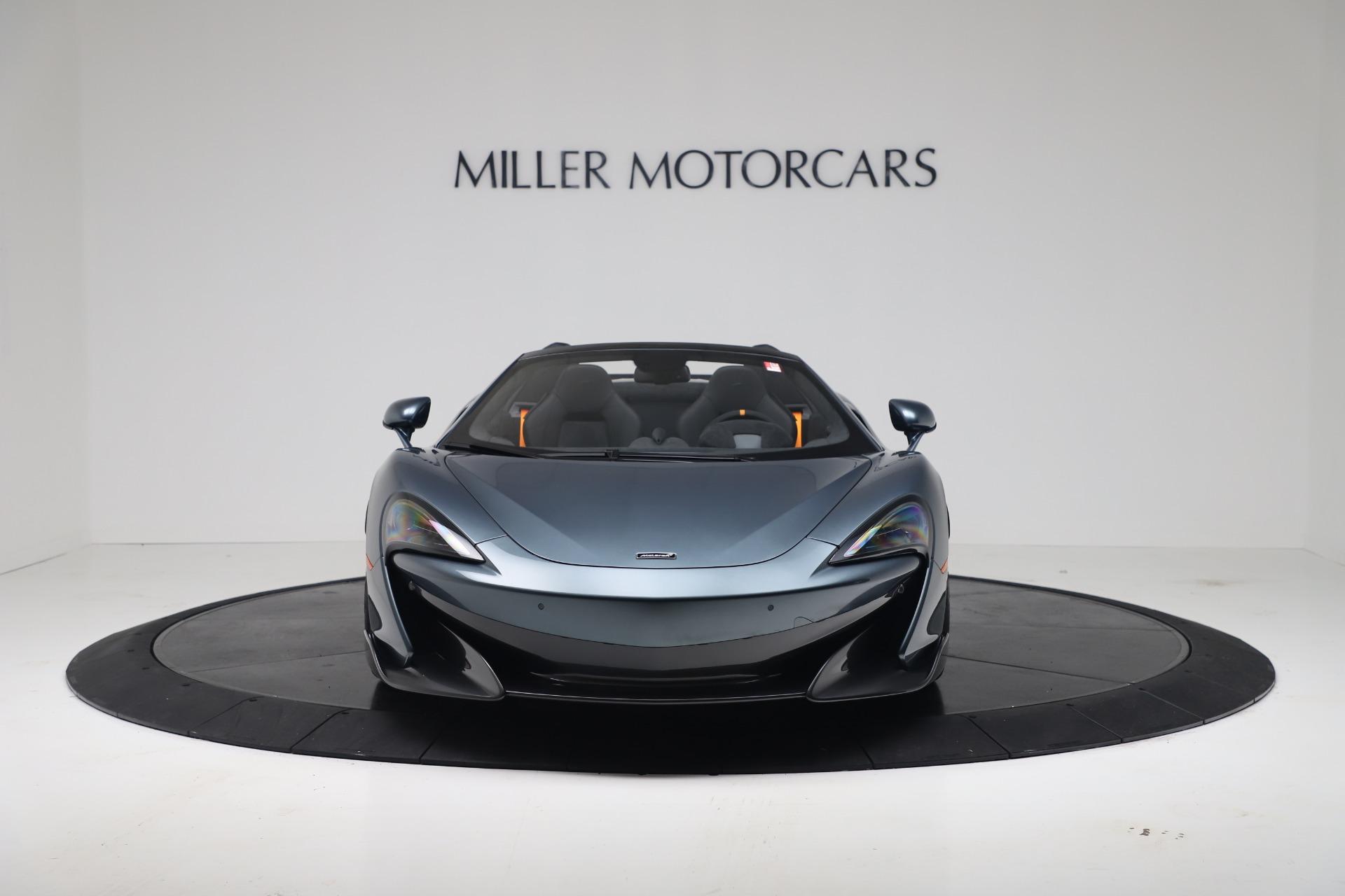 New 2020 McLaren 600LT Convertible For Sale In Greenwich, CT. Alfa Romeo of Greenwich, MC463 3478_p11