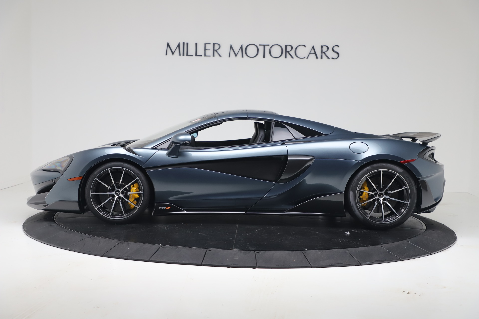 New 2020 McLaren 600LT Convertible For Sale In Greenwich, CT. Alfa Romeo of Greenwich, MC463 3478_p13