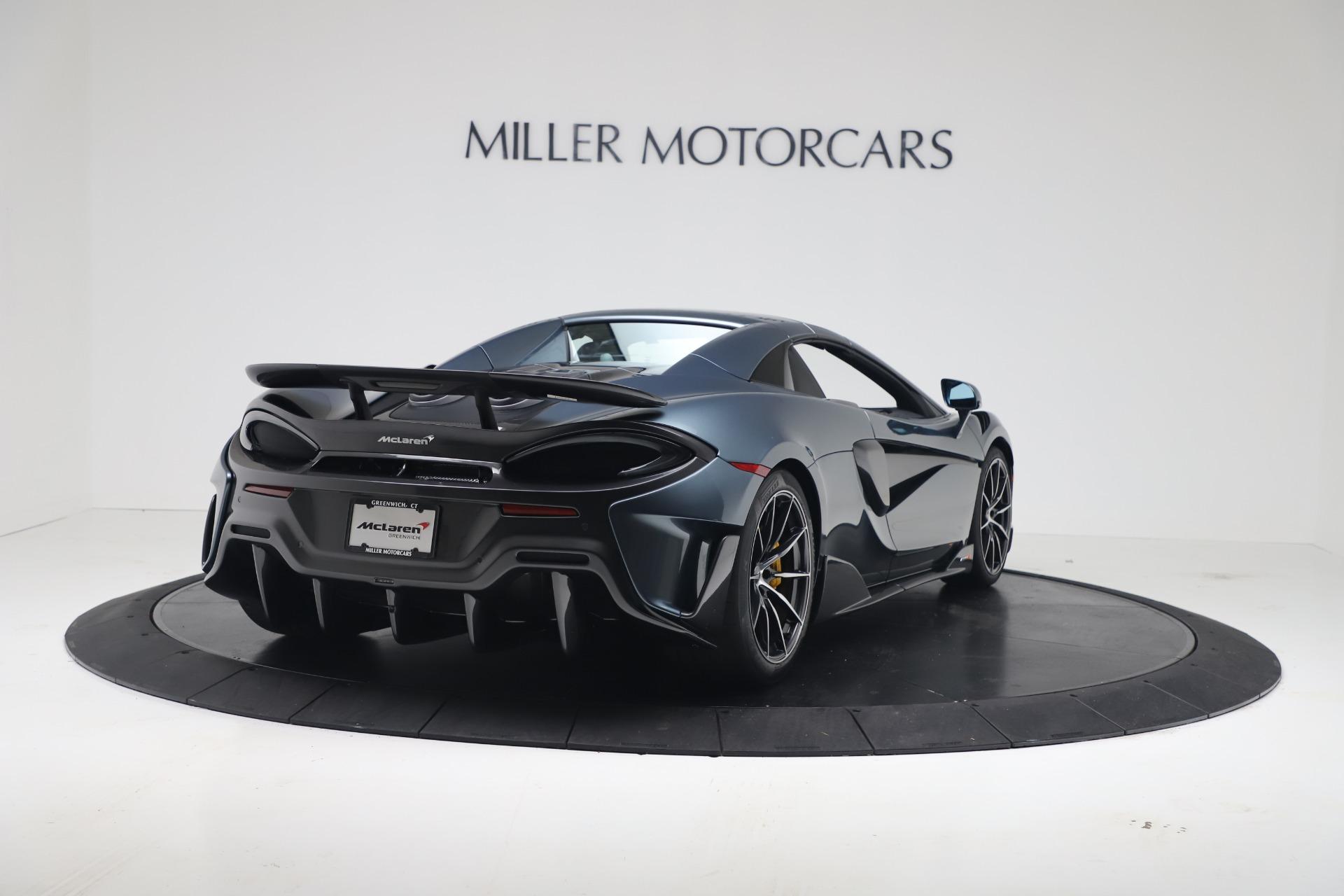 New 2020 McLaren 600LT Convertible For Sale In Greenwich, CT. Alfa Romeo of Greenwich, MC463 3478_p16
