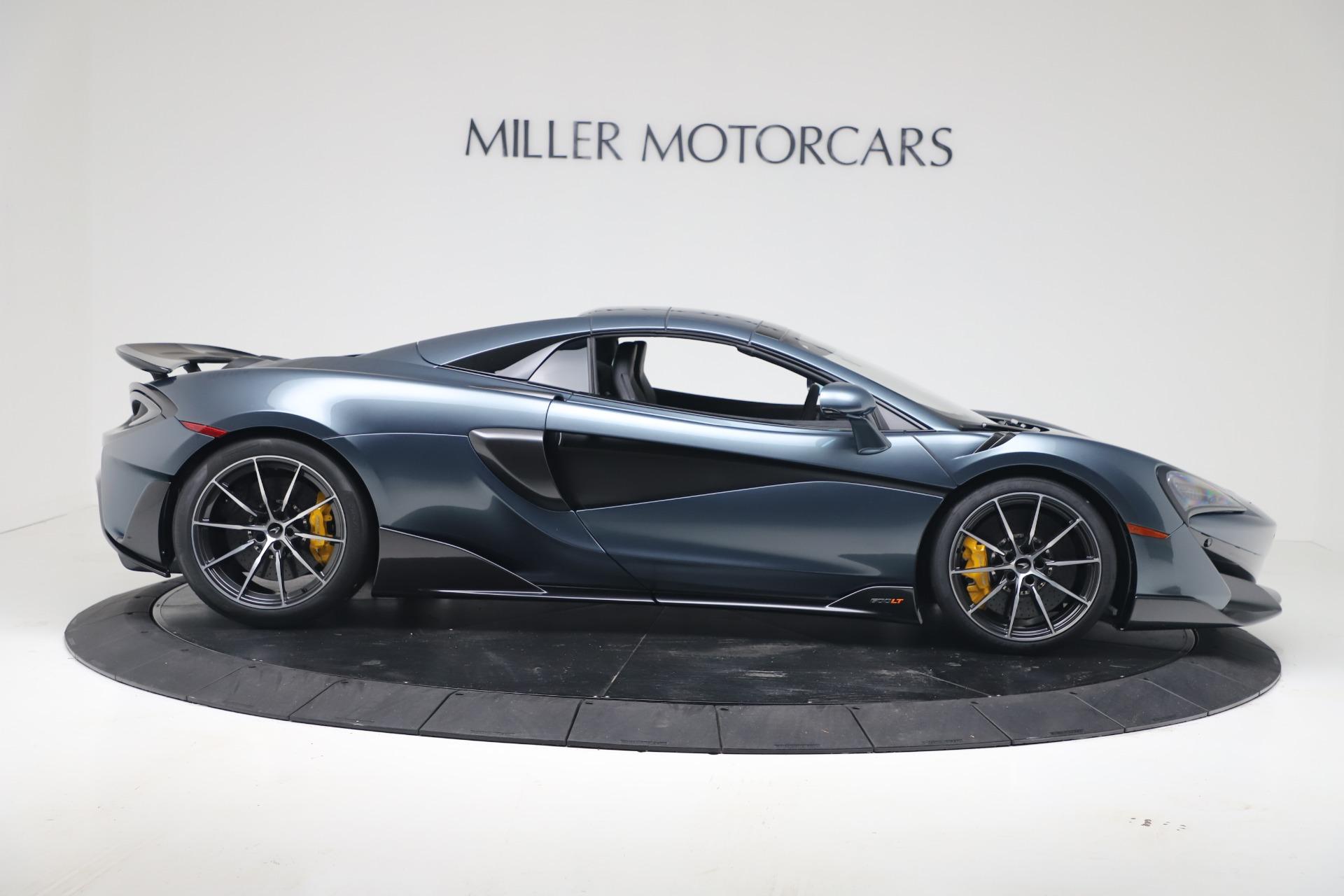 New 2020 McLaren 600LT Convertible For Sale In Greenwich, CT. Alfa Romeo of Greenwich, MC463 3478_p17
