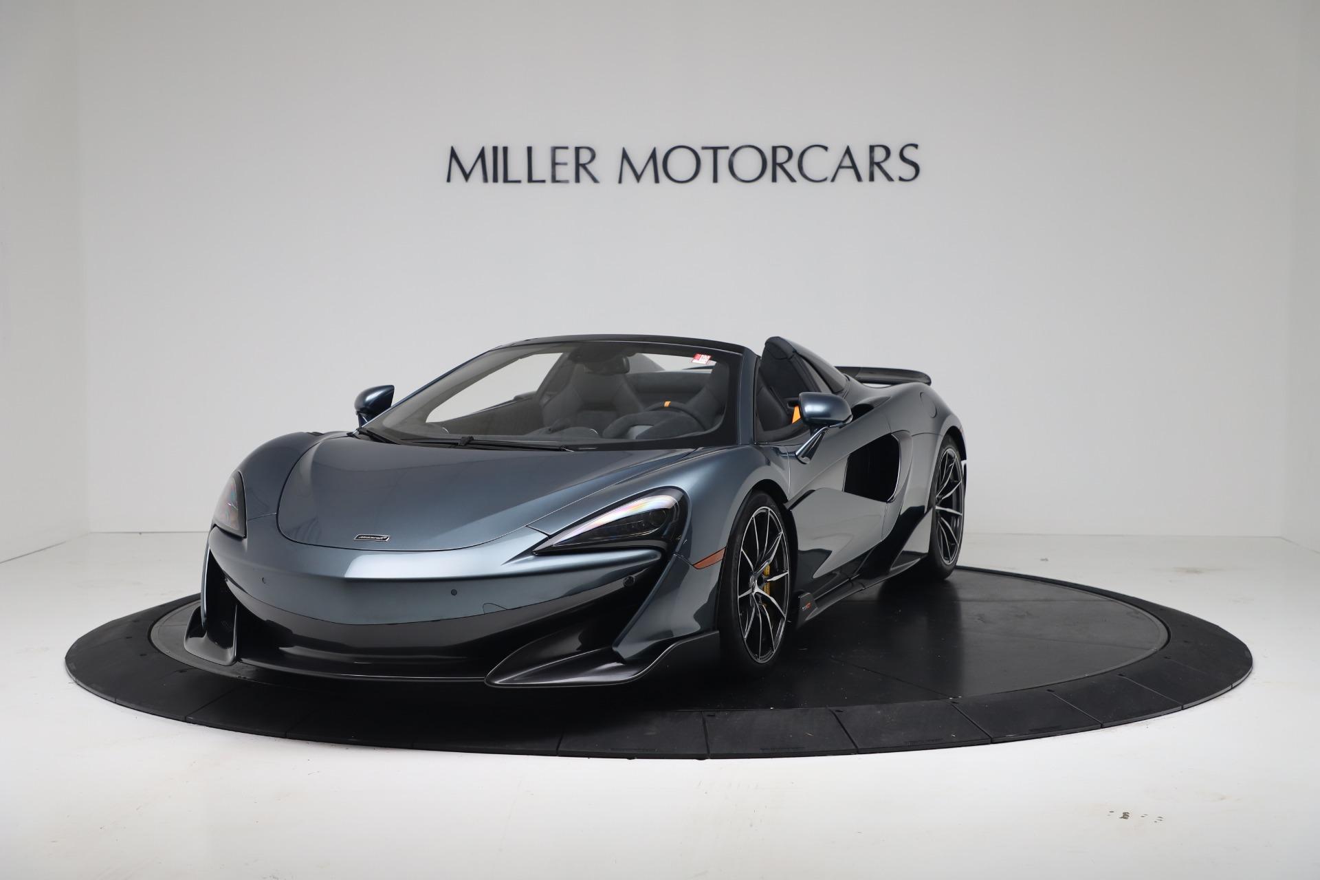 New 2020 McLaren 600LT Convertible For Sale In Greenwich, CT. Alfa Romeo of Greenwich, MC463 3478_p2