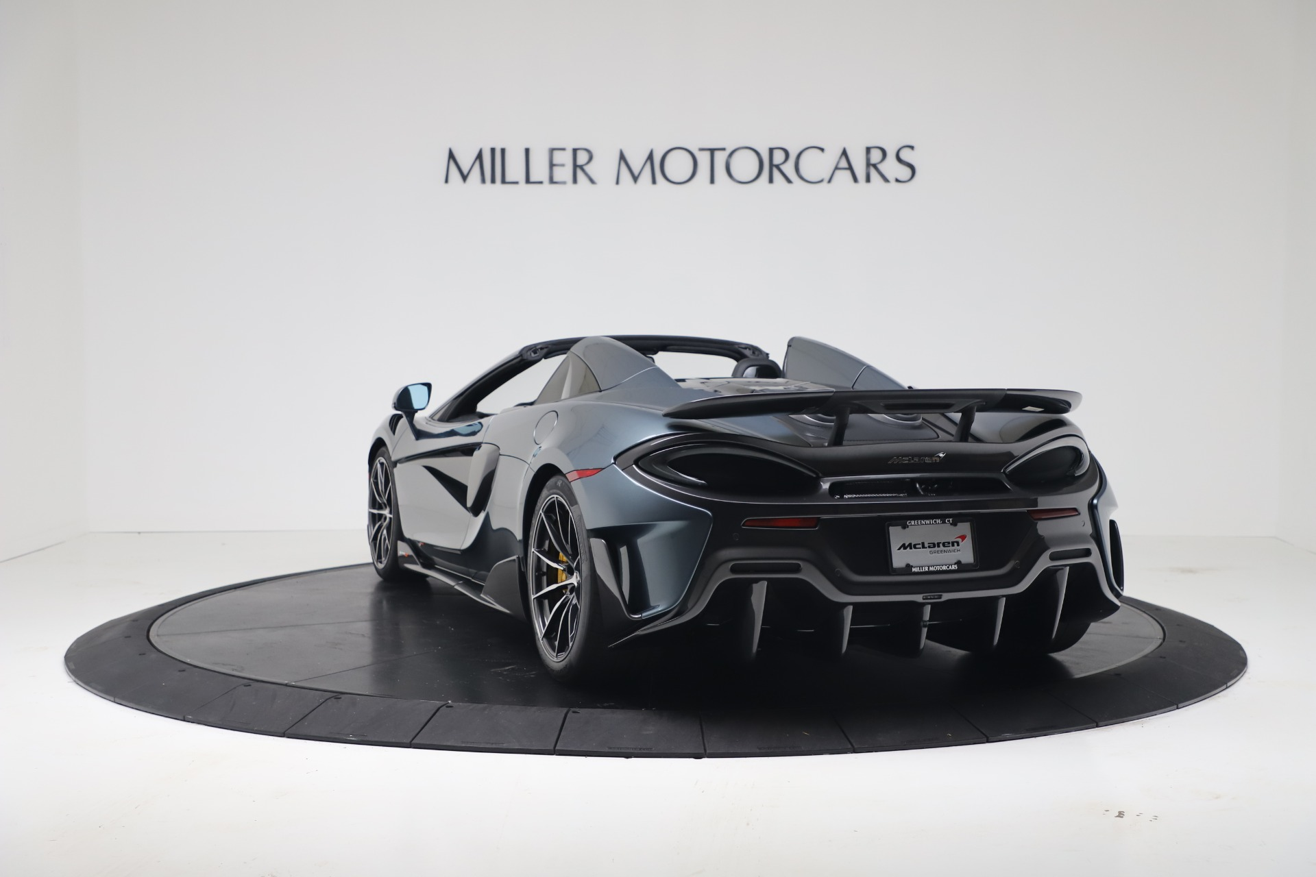 New 2020 McLaren 600LT Convertible For Sale In Greenwich, CT. Alfa Romeo of Greenwich, MC463 3478_p4