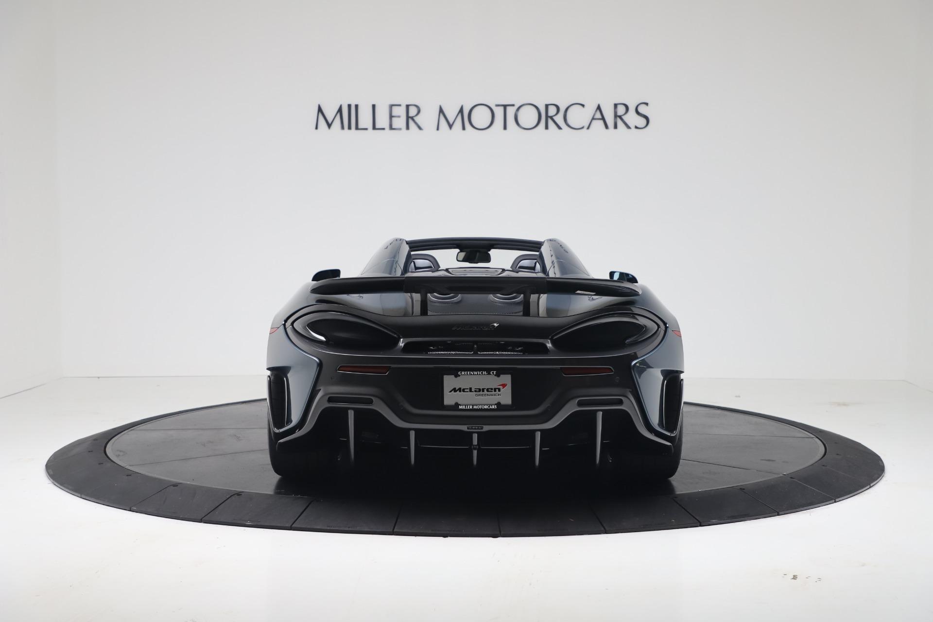 New 2020 McLaren 600LT Convertible For Sale In Greenwich, CT. Alfa Romeo of Greenwich, MC463 3478_p5