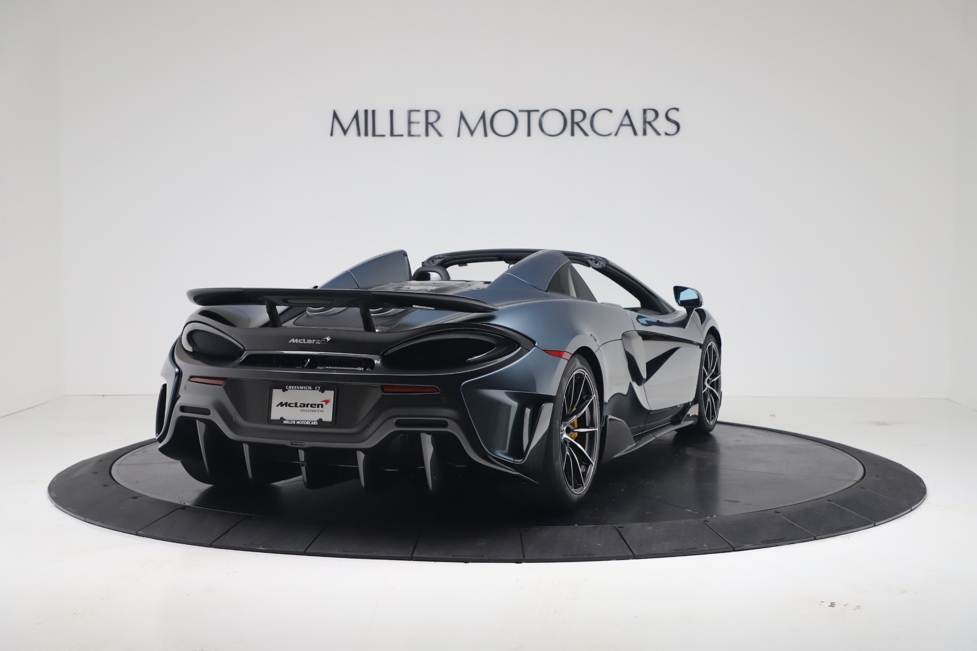 New 2020 McLaren 600LT Convertible For Sale In Greenwich, CT. Alfa Romeo of Greenwich, MC463 3478_p6