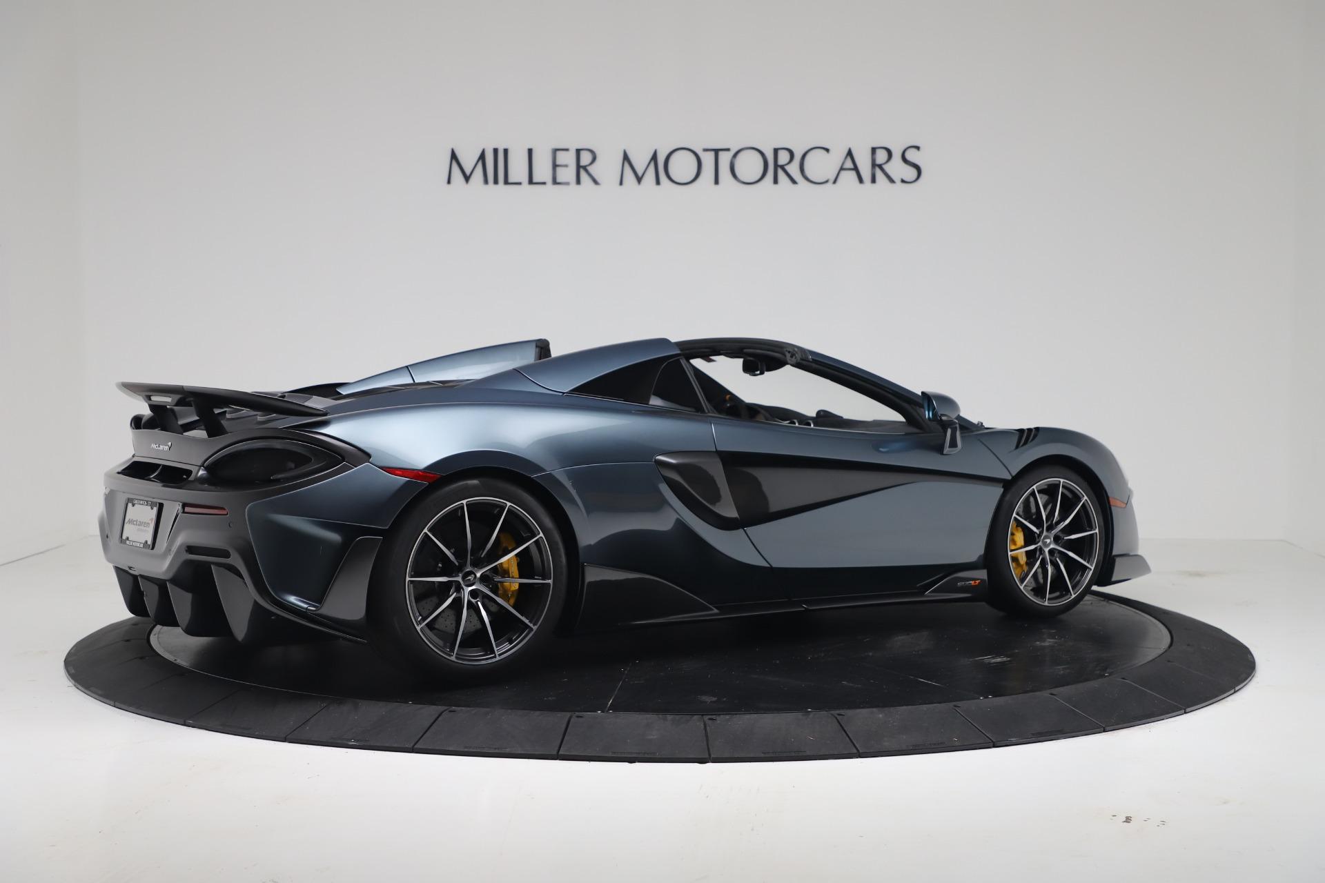 New 2020 McLaren 600LT Convertible For Sale In Greenwich, CT. Alfa Romeo of Greenwich, MC463 3478_p7