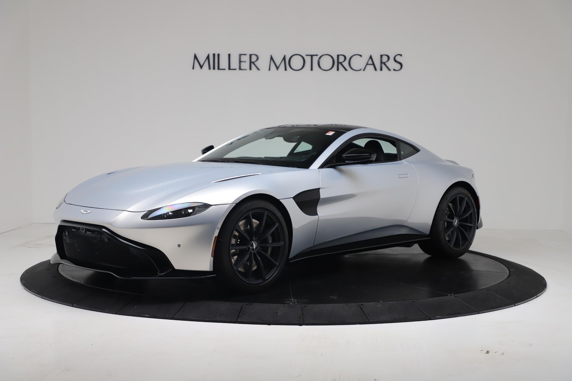New 2020 Aston Martin Vantage V8 For Sale In Greenwich, CT. Alfa Romeo of Greenwich, A1414 3481_main