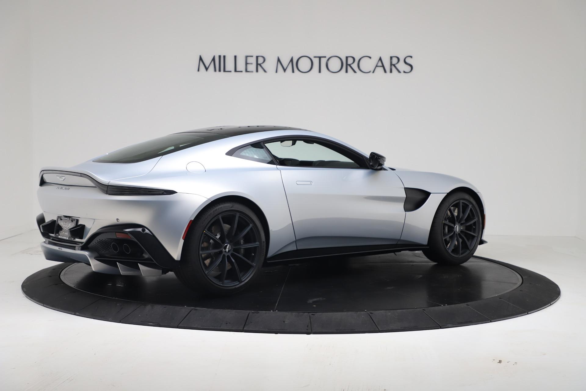 New 2020 Aston Martin Vantage V8 For Sale In Greenwich, CT. Alfa Romeo of Greenwich, A1414 3481_p13