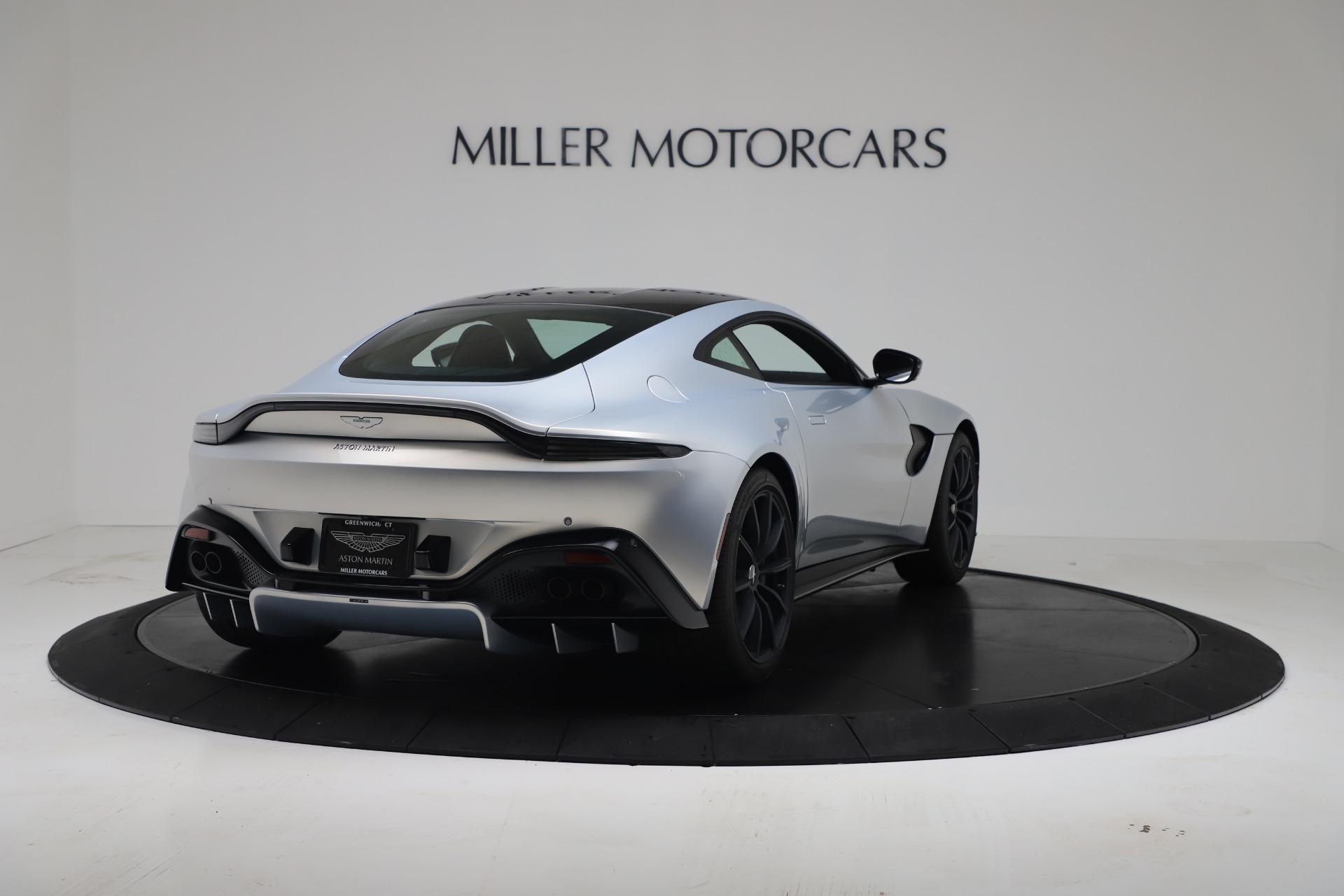 New 2020 Aston Martin Vantage V8 For Sale In Greenwich, CT. Alfa Romeo of Greenwich, A1414 3481_p16