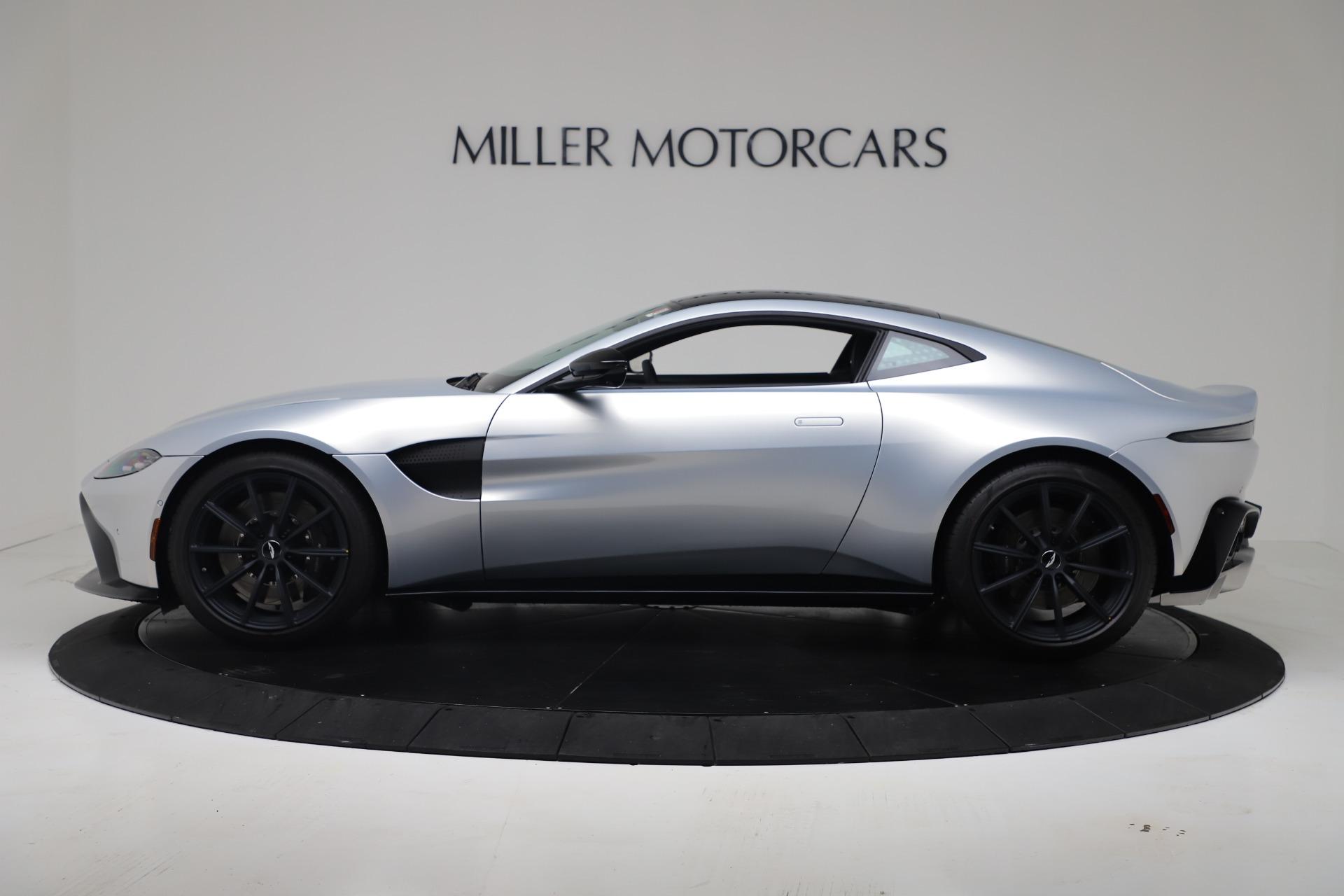 New 2020 Aston Martin Vantage V8 For Sale In Greenwich, CT. Alfa Romeo of Greenwich, A1414 3481_p23