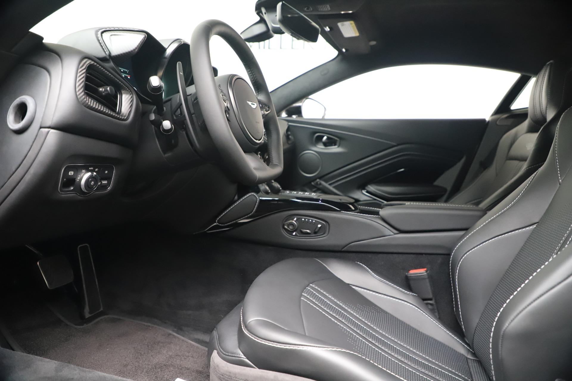 New 2020 Aston Martin Vantage V8 For Sale In Greenwich, CT. Alfa Romeo of Greenwich, A1414 3481_p27