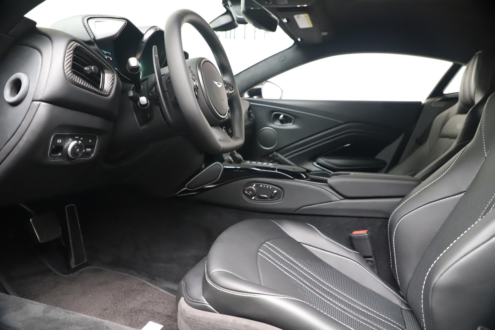 New 2020 Aston Martin Vantage V8 For Sale In Greenwich, CT. Alfa Romeo of Greenwich, A1414 3481_p28
