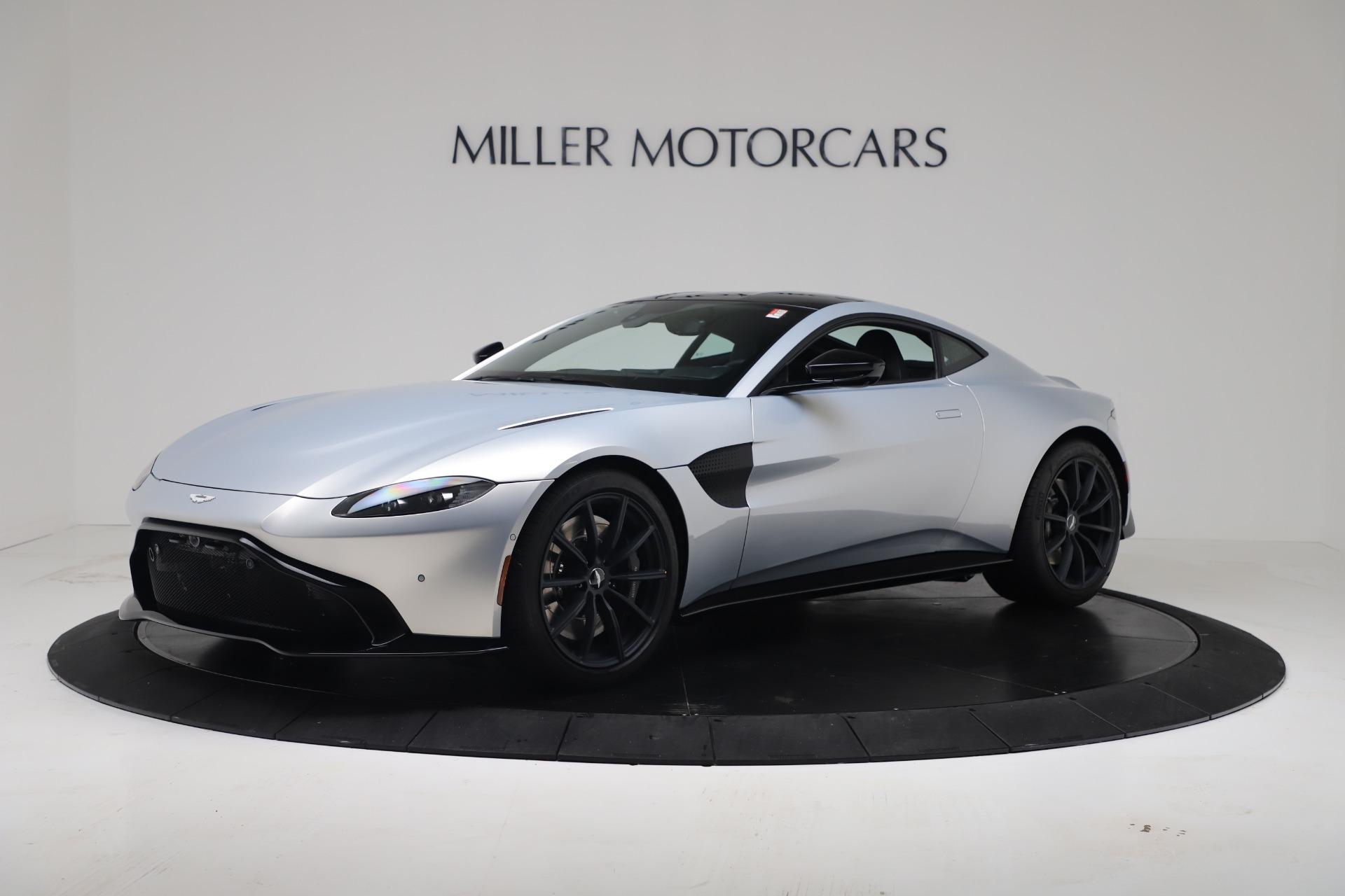 New 2020 Aston Martin Vantage V8 For Sale In Greenwich, CT. Alfa Romeo of Greenwich, A1414 3481_p2