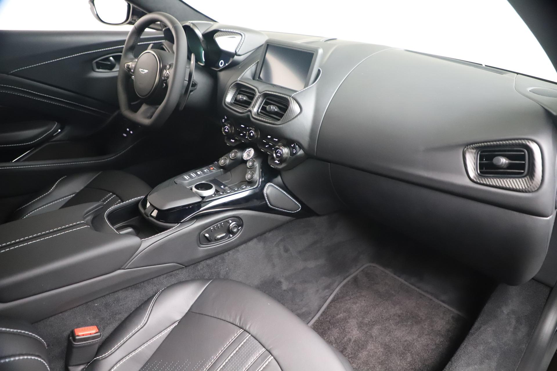 New 2020 Aston Martin Vantage V8 For Sale In Greenwich, CT. Alfa Romeo of Greenwich, A1414 3481_p33