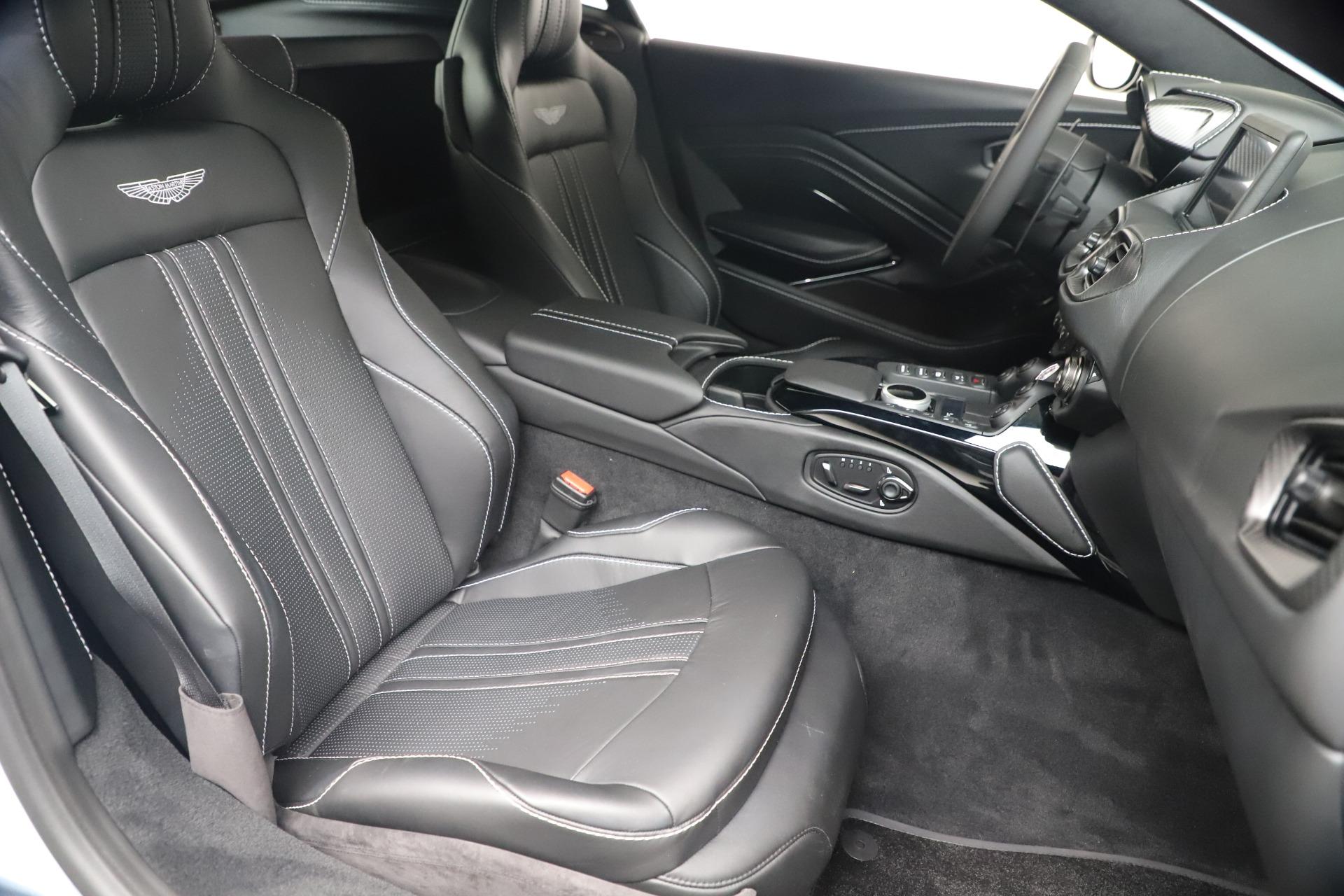 New 2020 Aston Martin Vantage V8 For Sale In Greenwich, CT. Alfa Romeo of Greenwich, A1414 3481_p38