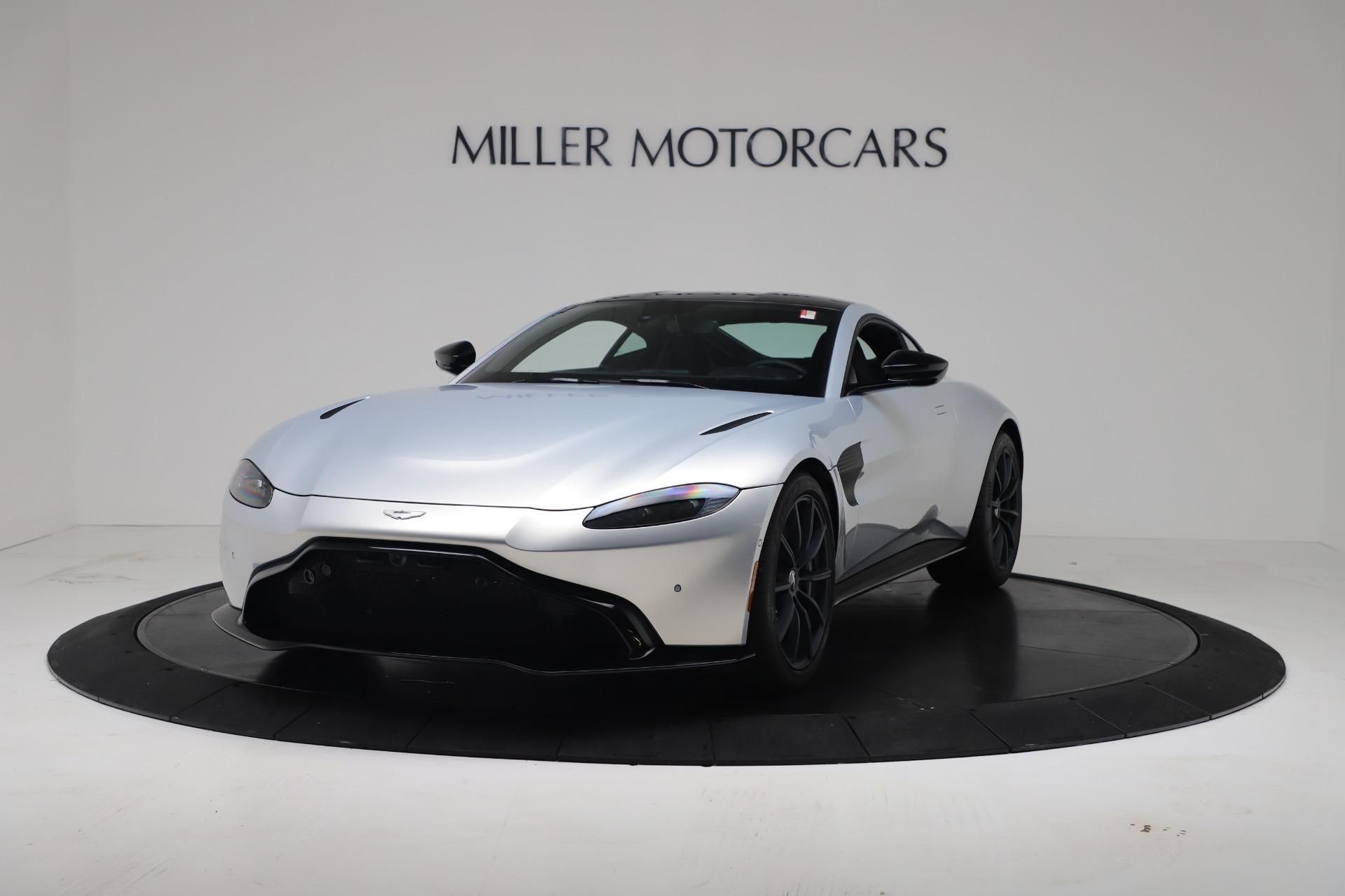 New 2020 Aston Martin Vantage V8 For Sale In Greenwich, CT. Alfa Romeo of Greenwich, A1414 3481_p3