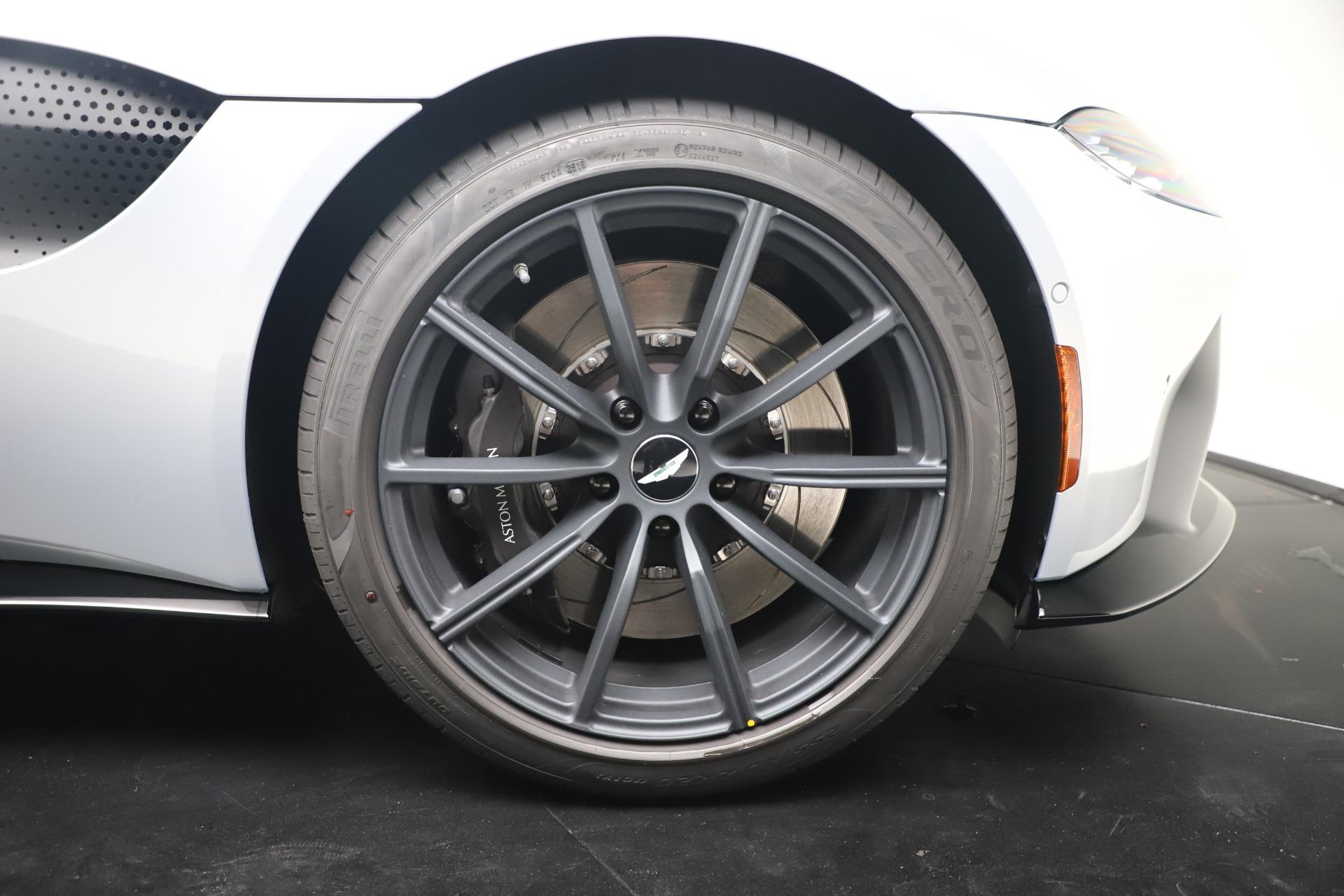 New 2020 Aston Martin Vantage V8 For Sale In Greenwich, CT. Alfa Romeo of Greenwich, A1414 3481_p42