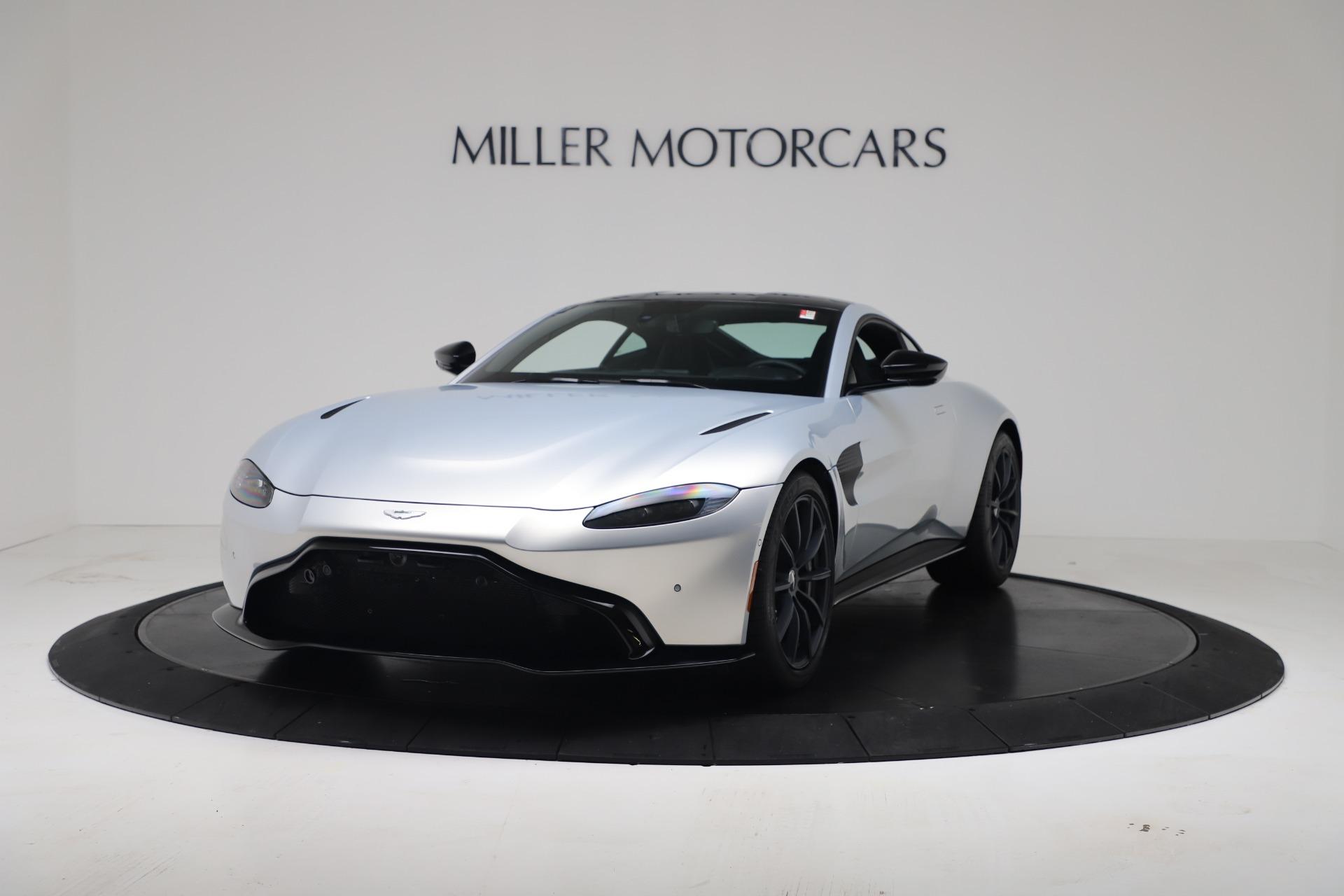 New 2020 Aston Martin Vantage V8 For Sale In Greenwich, CT. Alfa Romeo of Greenwich, A1414 3481_p4