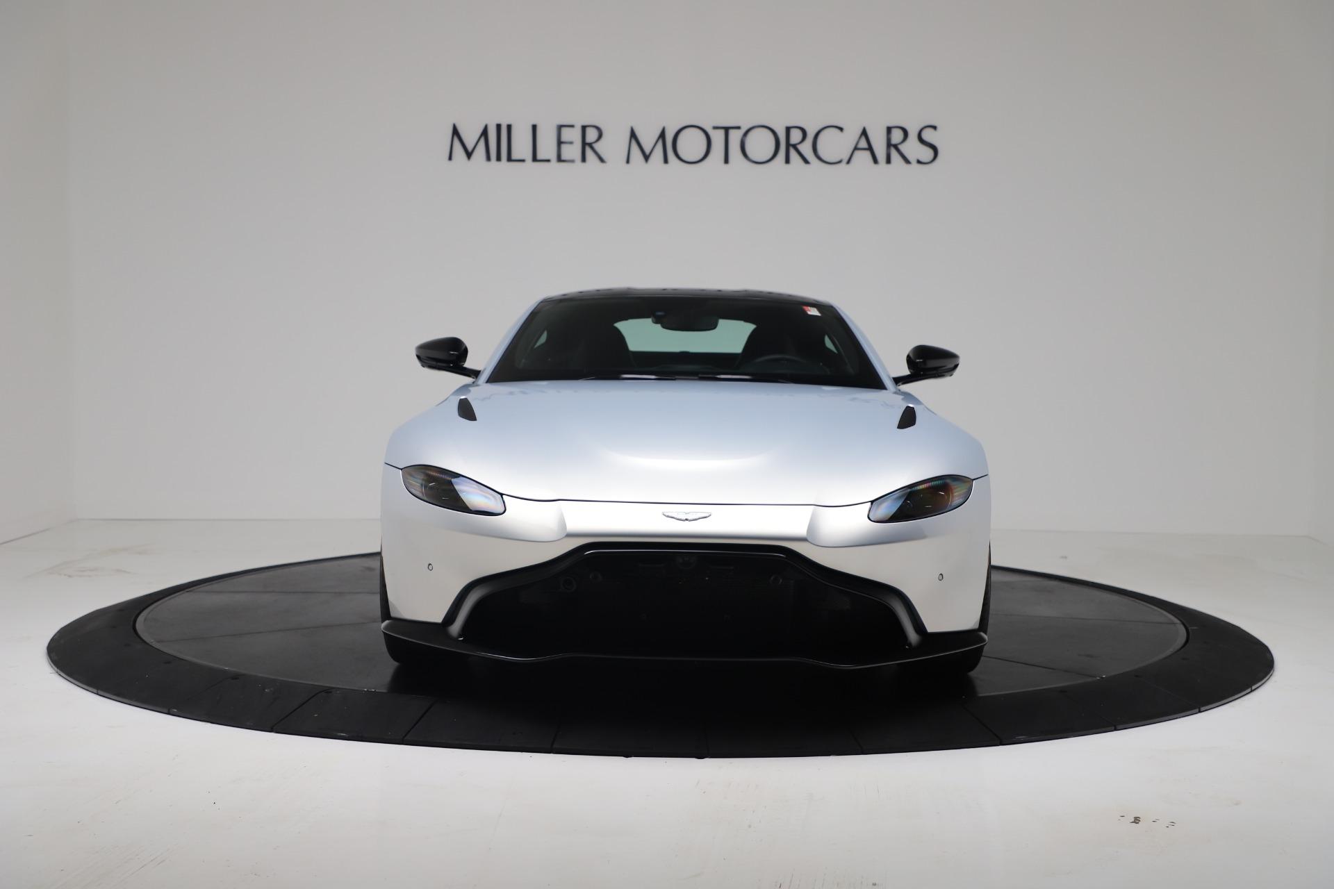 New 2020 Aston Martin Vantage V8 For Sale In Greenwich, CT. Alfa Romeo of Greenwich, A1414 3481_p5
