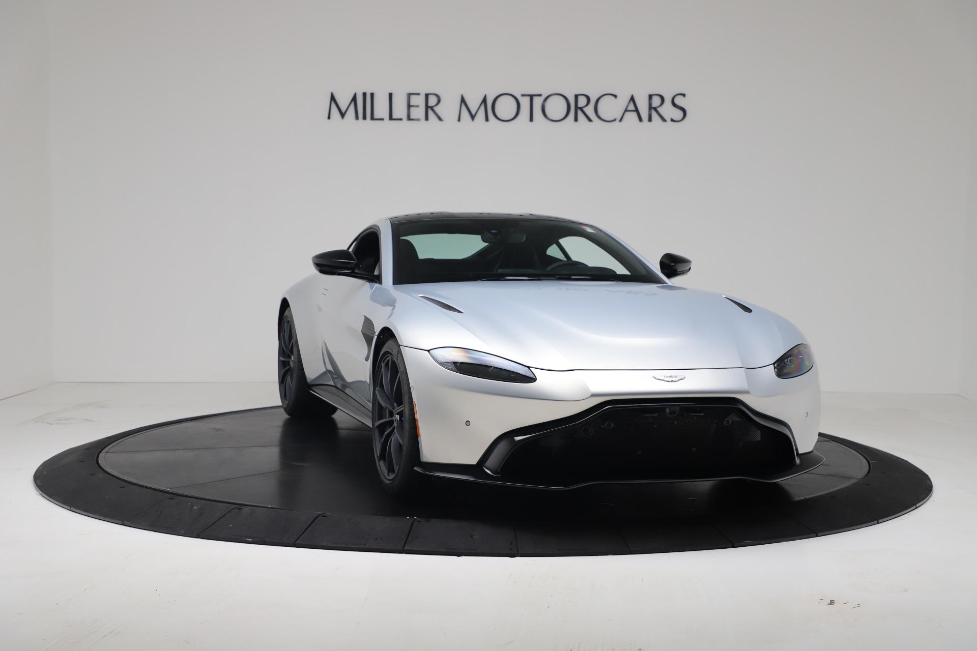 New 2020 Aston Martin Vantage V8 For Sale In Greenwich, CT. Alfa Romeo of Greenwich, A1414 3481_p8