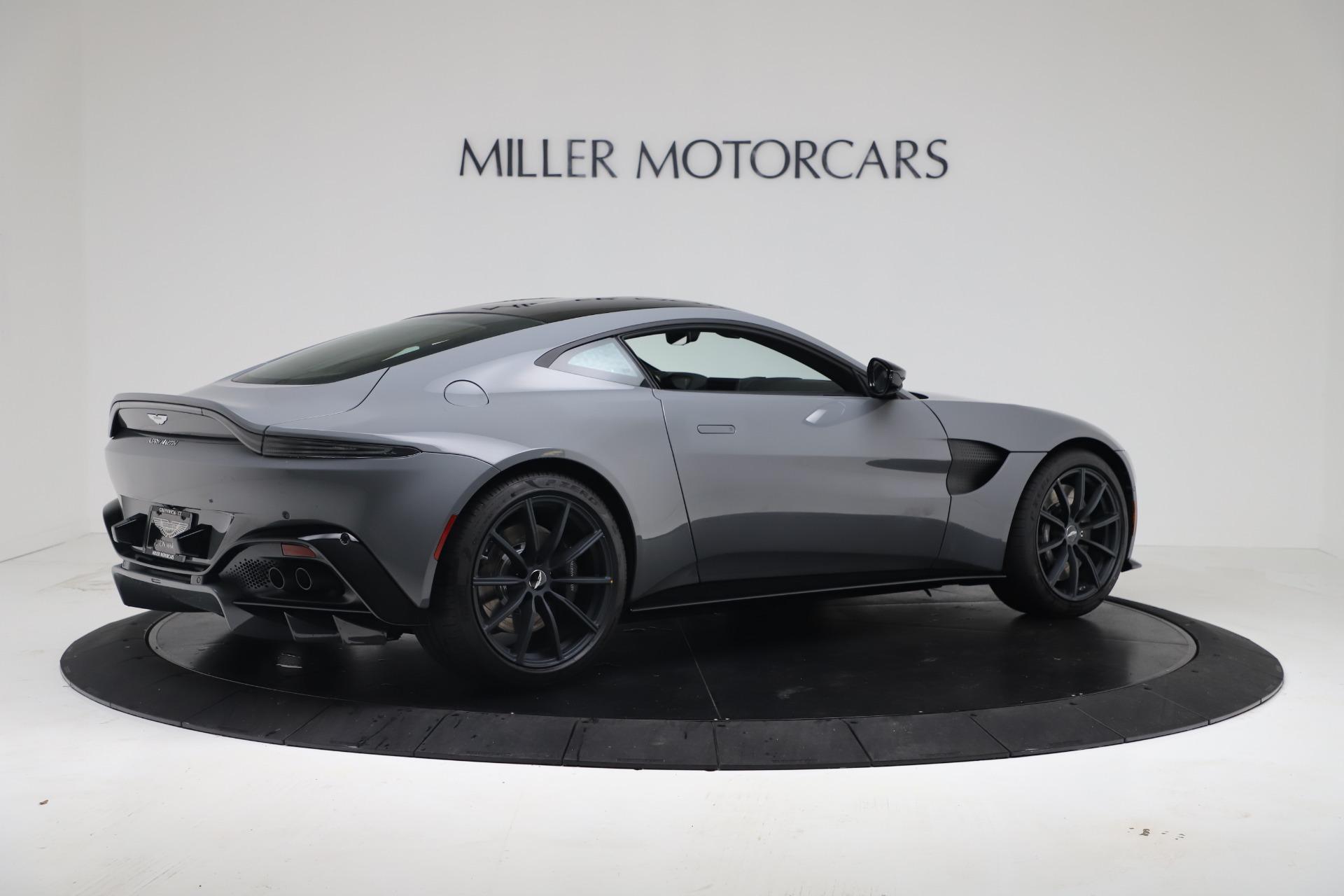 New 2020 Aston Martin Vantage V8 For Sale In Greenwich, CT. Alfa Romeo of Greenwich, A1415 3482_p13