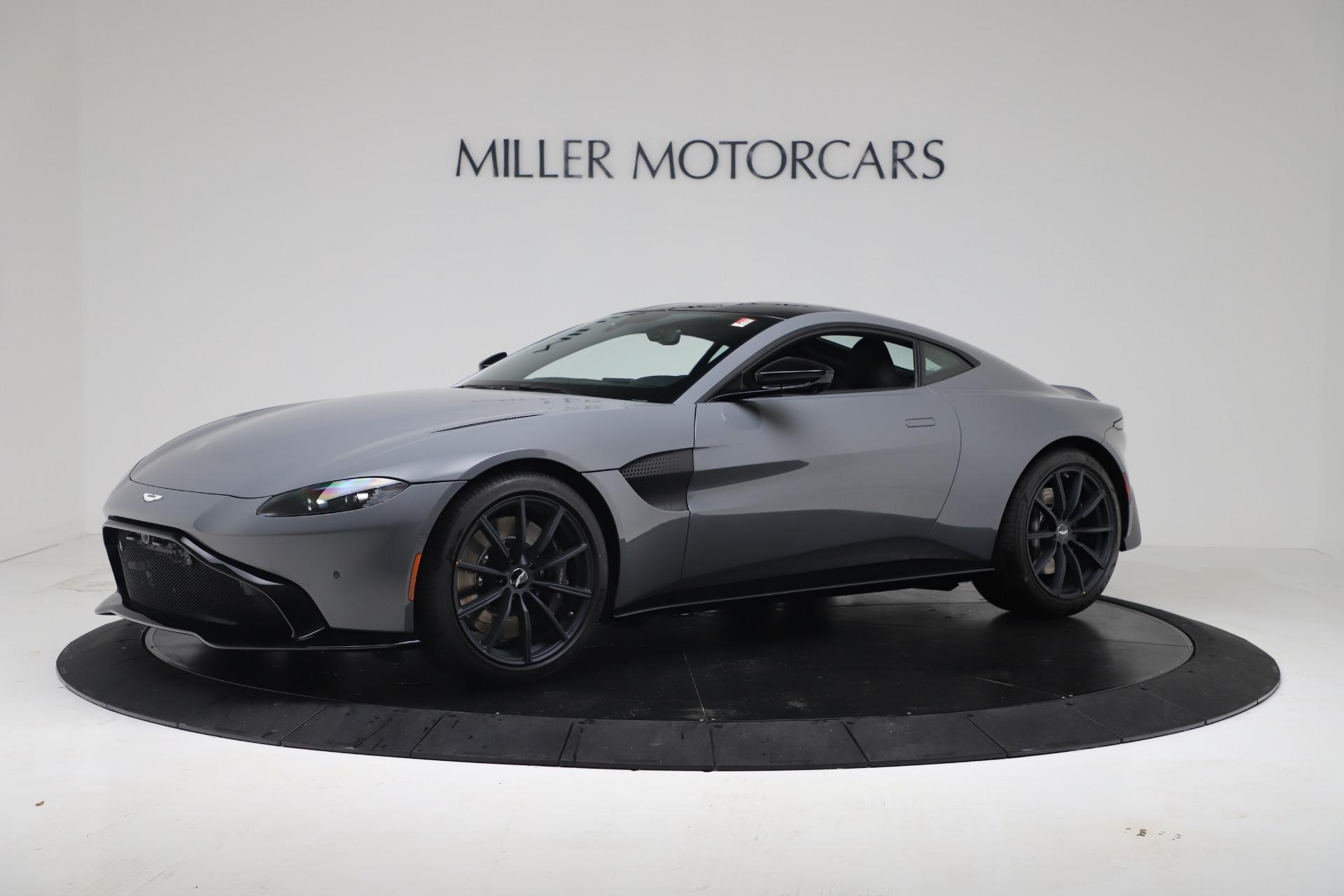 New 2020 Aston Martin Vantage V8 For Sale In Greenwich, CT. Alfa Romeo of Greenwich, A1415 3482_p2