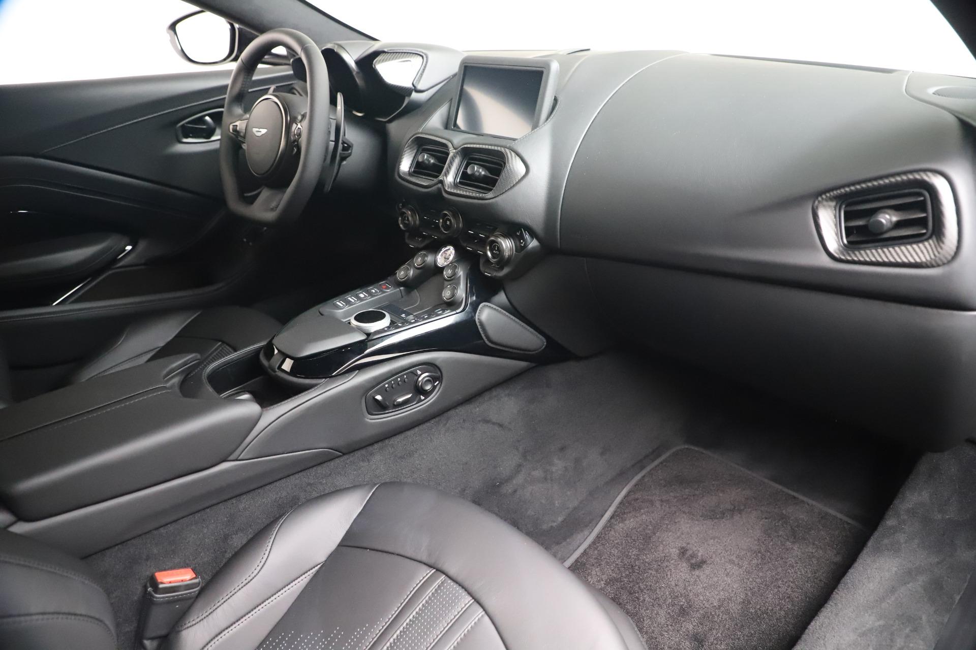 New 2020 Aston Martin Vantage V8 For Sale In Greenwich, CT. Alfa Romeo of Greenwich, A1415 3482_p34