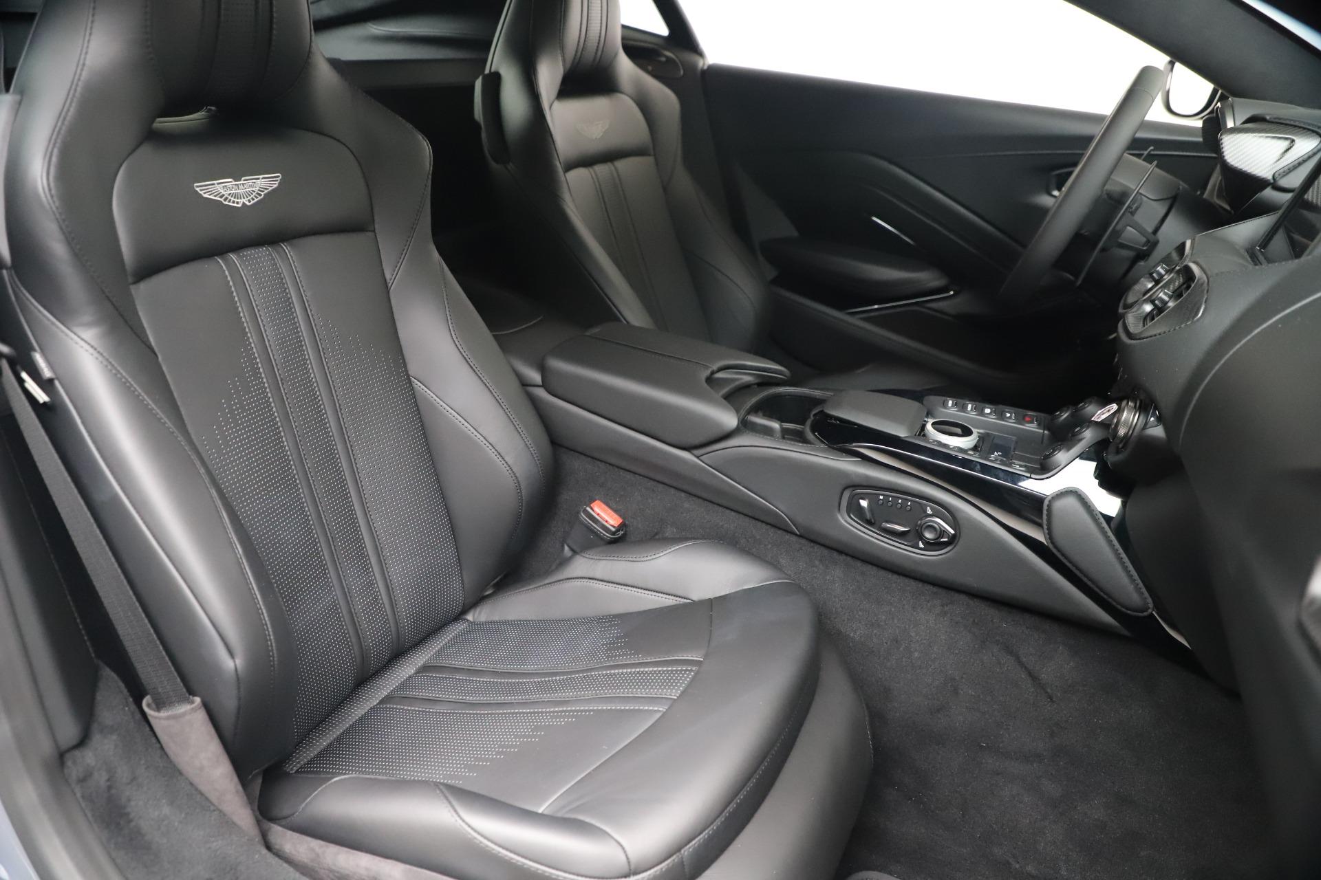 New 2020 Aston Martin Vantage V8 For Sale In Greenwich, CT. Alfa Romeo of Greenwich, A1415 3482_p37