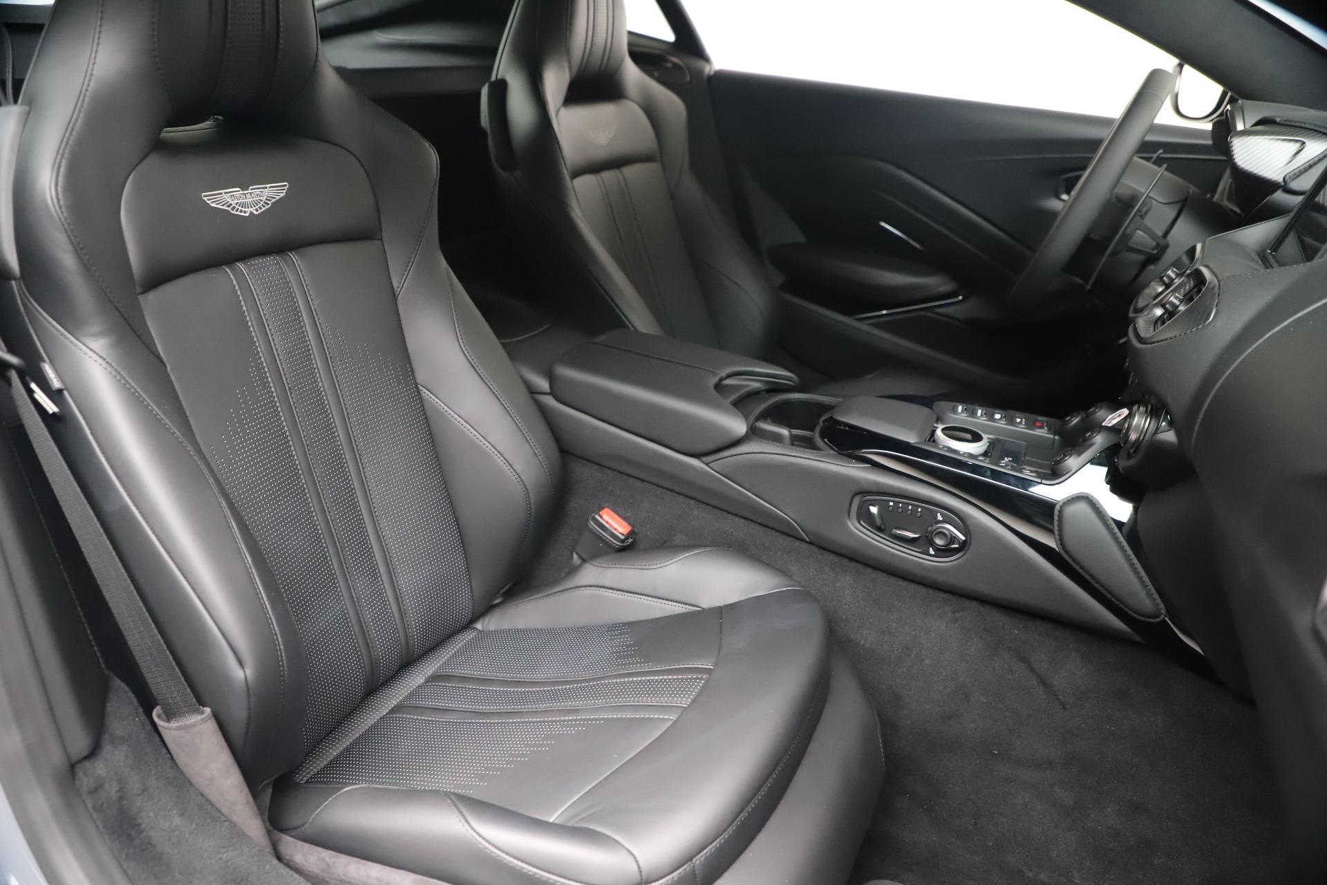 New 2020 Aston Martin Vantage V8 For Sale In Greenwich, CT. Alfa Romeo of Greenwich, A1415 3482_p38