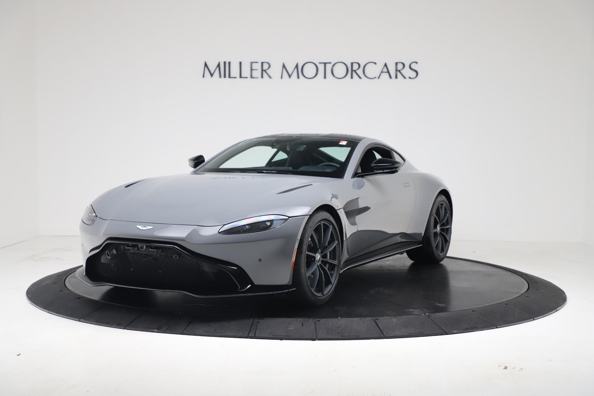 New 2020 Aston Martin Vantage V8 For Sale In Greenwich, CT. Alfa Romeo of Greenwich, A1415 3482_p3