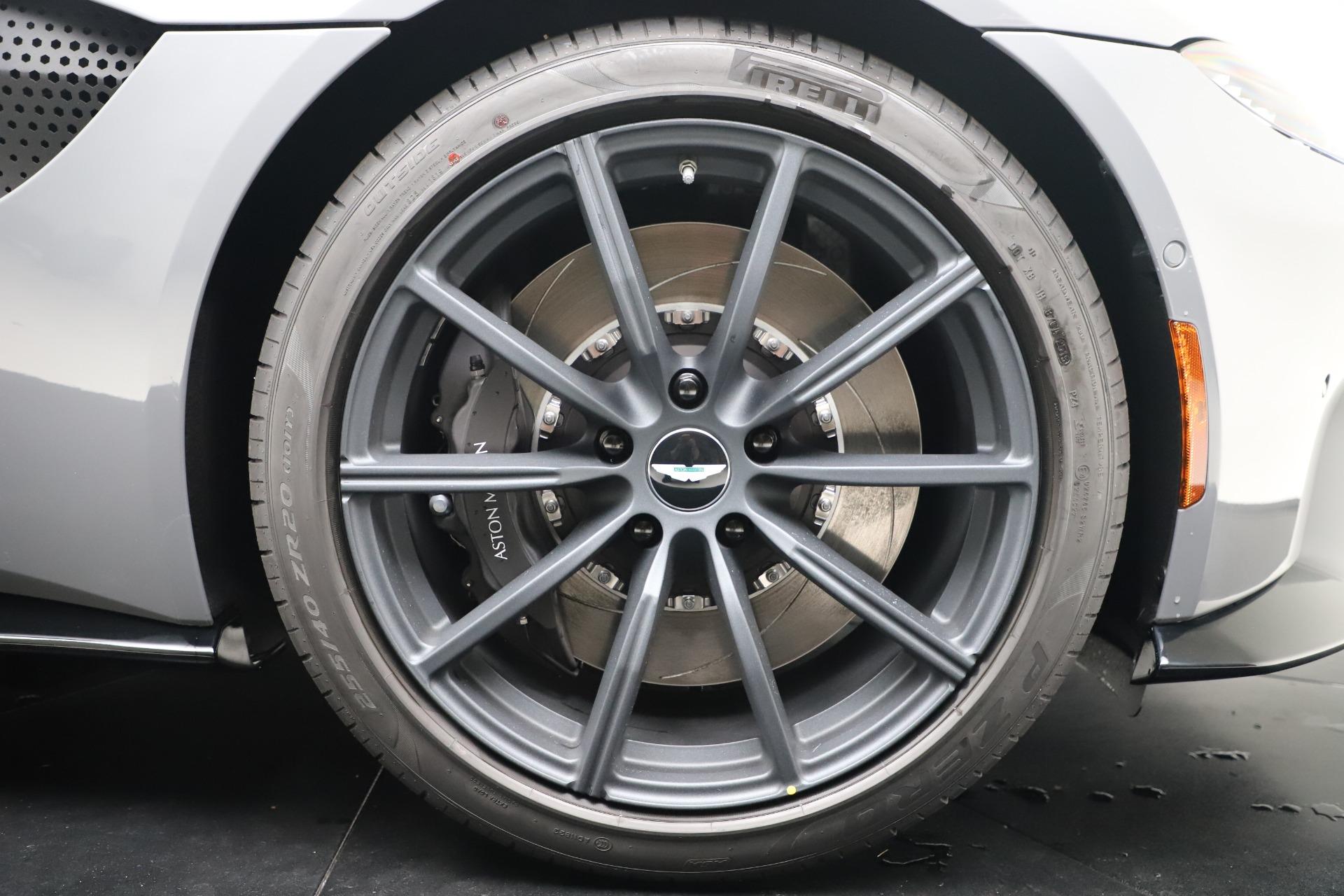 New 2020 Aston Martin Vantage V8 For Sale In Greenwich, CT. Alfa Romeo of Greenwich, A1415 3482_p42