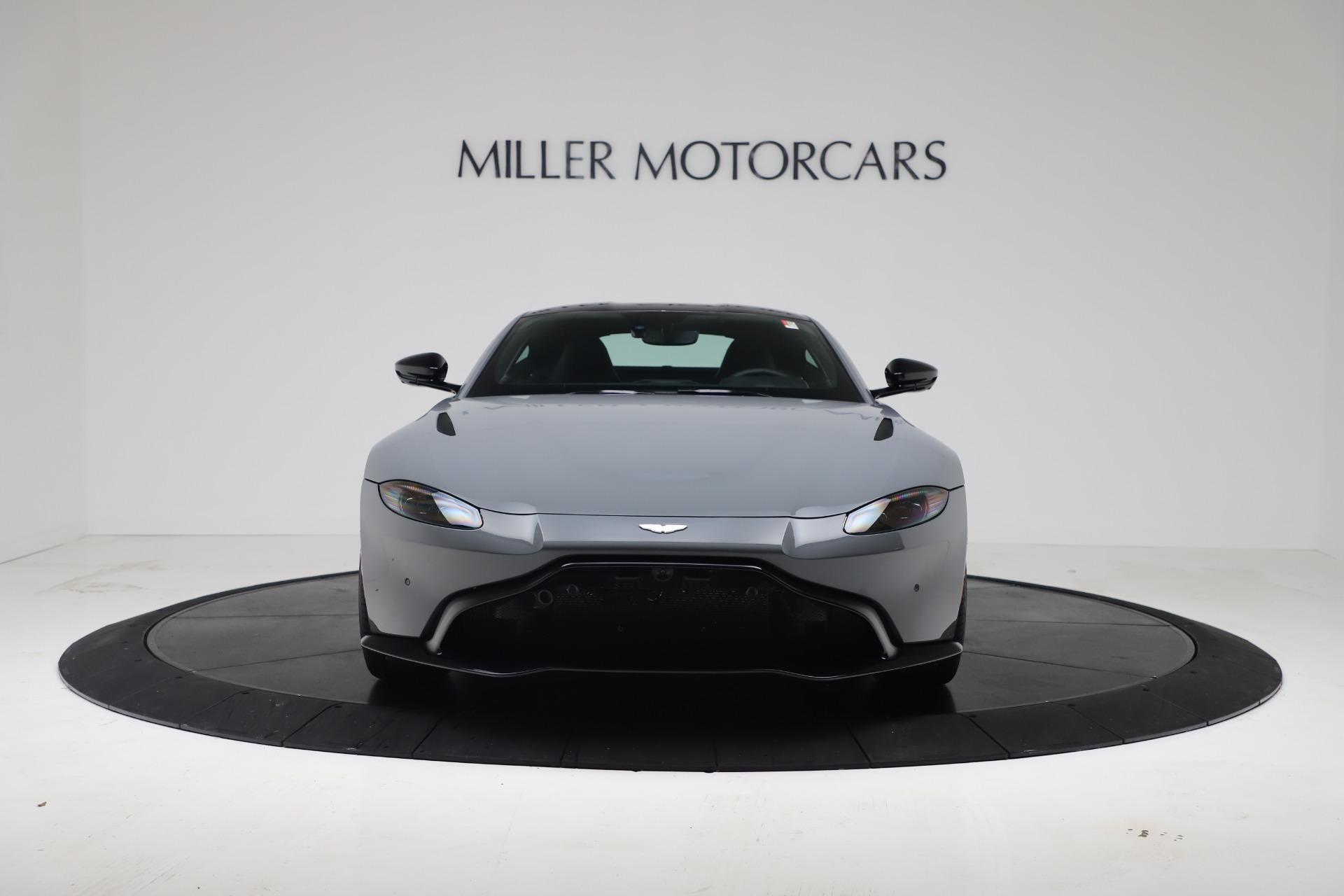 New 2020 Aston Martin Vantage V8 For Sale In Greenwich, CT. Alfa Romeo of Greenwich, A1415 3482_p5