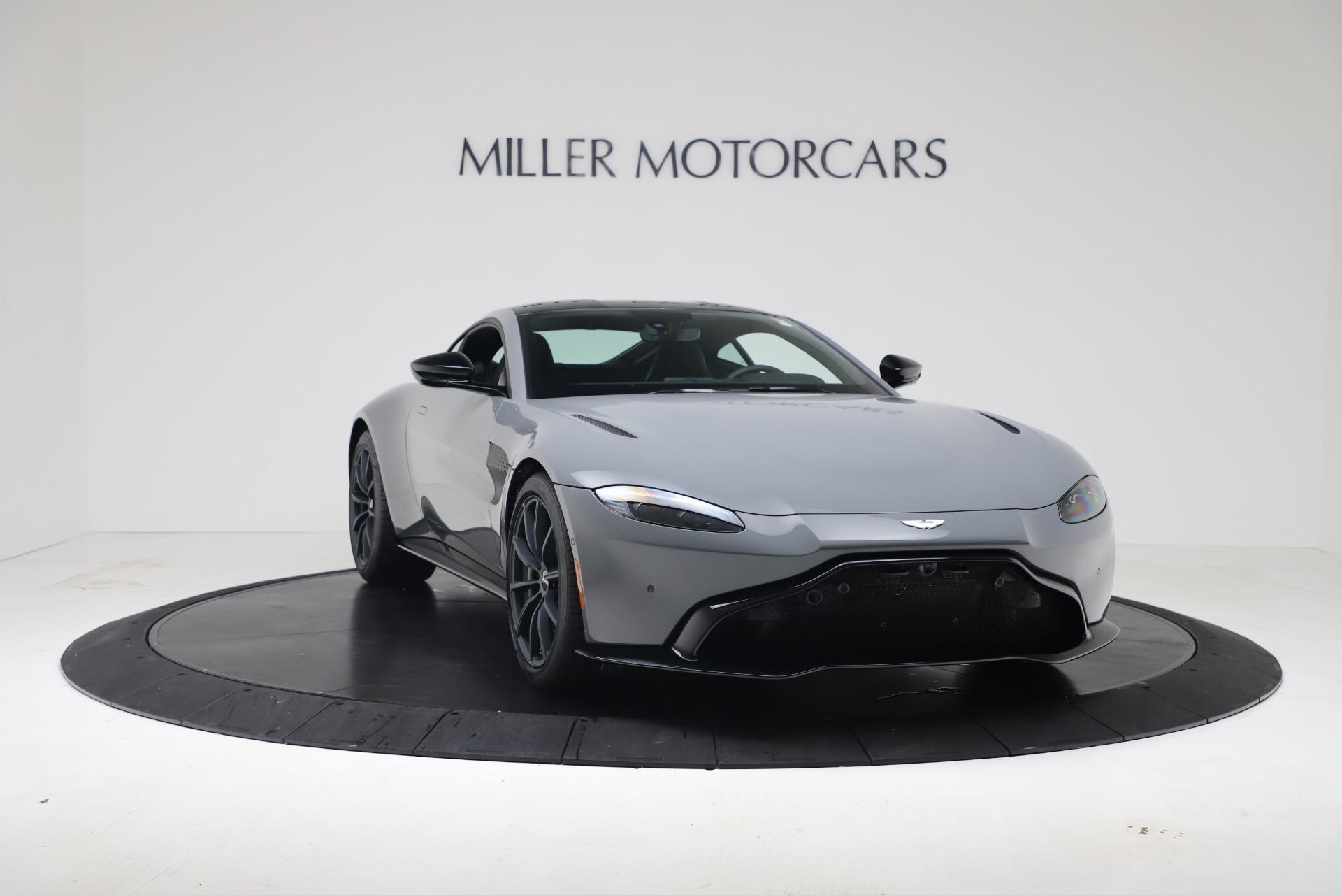 New 2020 Aston Martin Vantage V8 For Sale In Greenwich, CT. Alfa Romeo of Greenwich, A1415 3482_p8