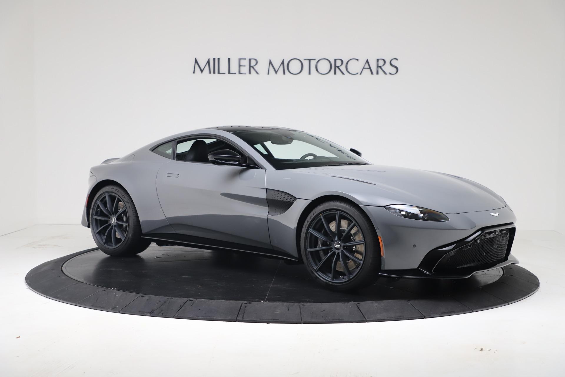 New 2020 Aston Martin Vantage V8 For Sale In Greenwich, CT. Alfa Romeo of Greenwich, A1415 3482_p9